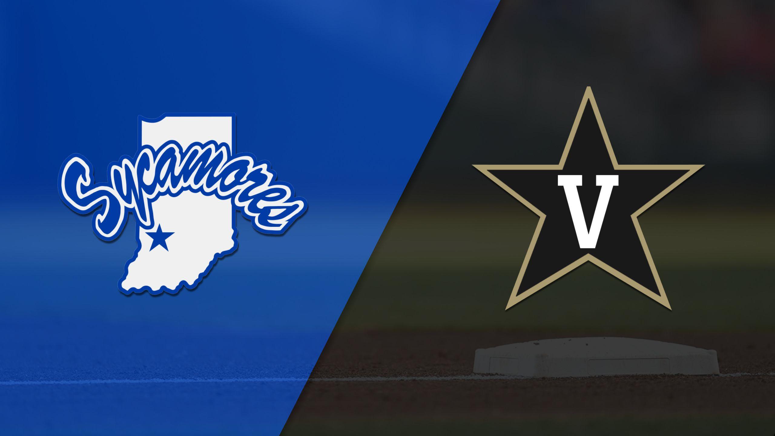 Indiana State vs. #10 Vanderbilt (Baseball)
