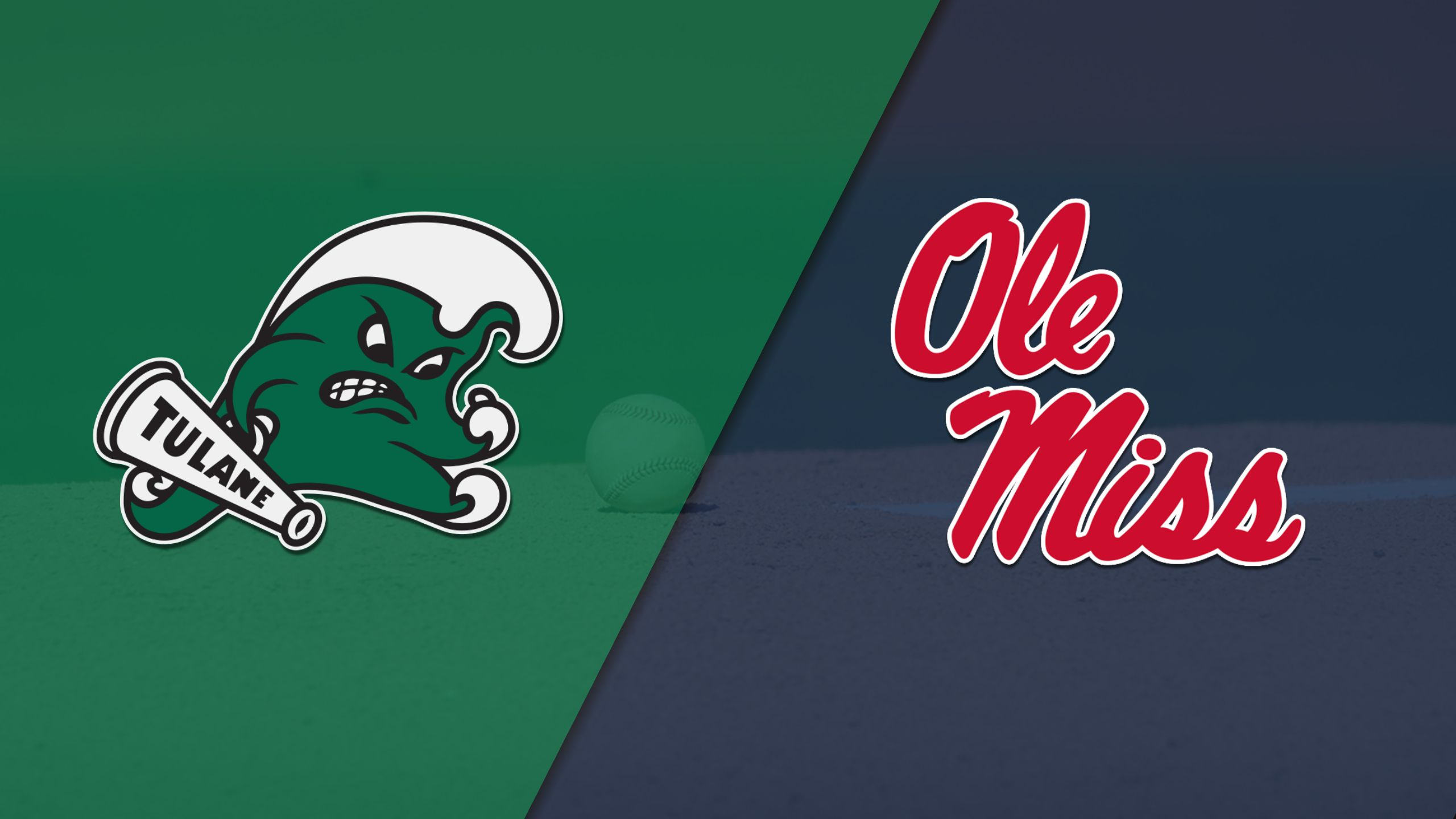 Tulane vs. #19 Ole Miss (Baseball)