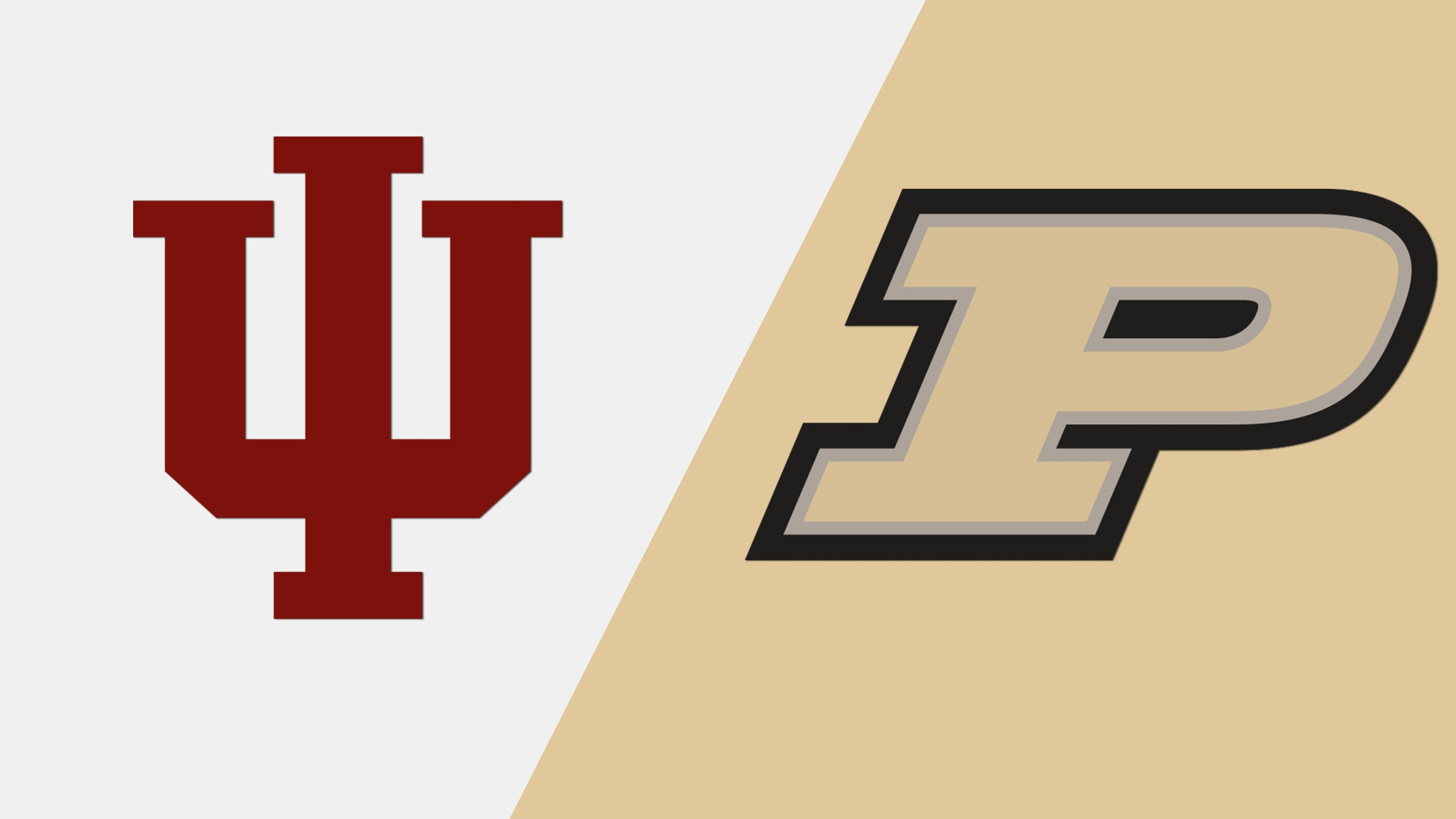#16 Indiana vs. Purdue (Baseball) (re-air)