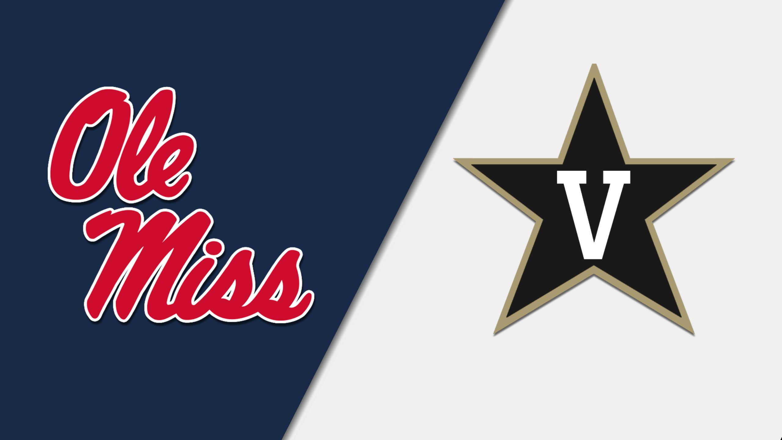 #4 Ole Miss vs. #16 Vanderbilt (Baseball)