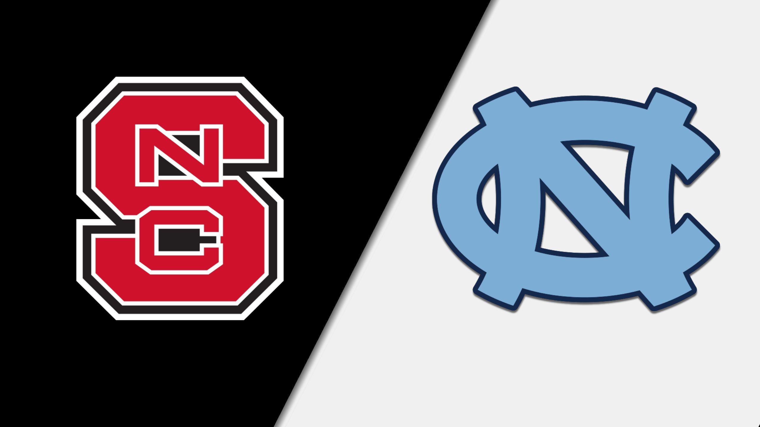 #4 NC State vs. #17 North Carolina (Baseball)