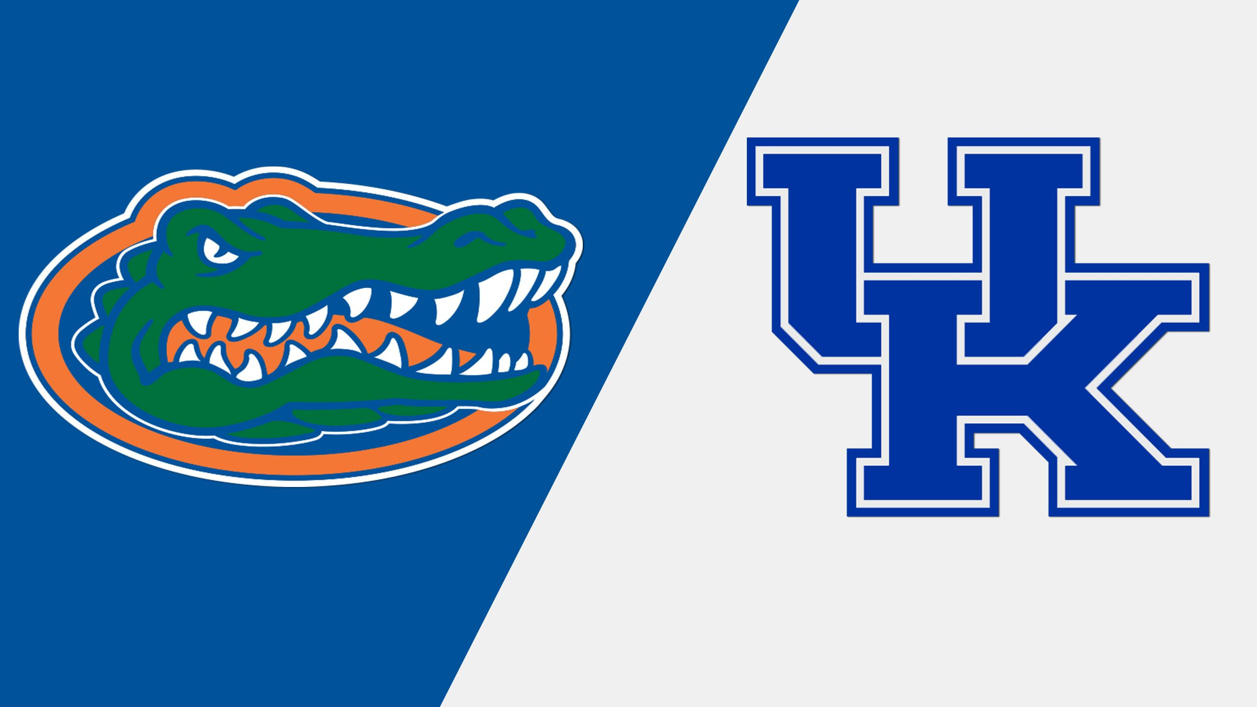 #1 Florida vs. #9 Kentucky (Baseball) (re-air)
