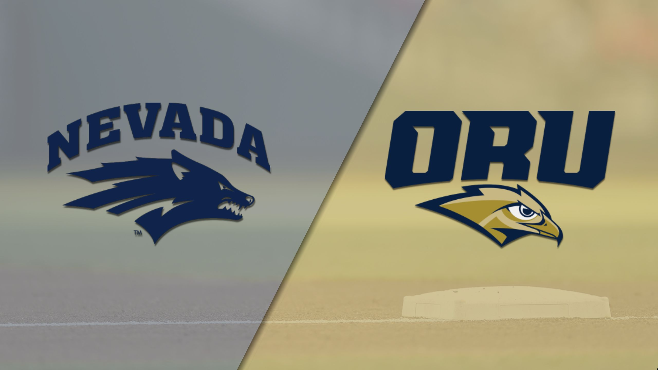 Nevada vs. Oral Roberts (Baseball)