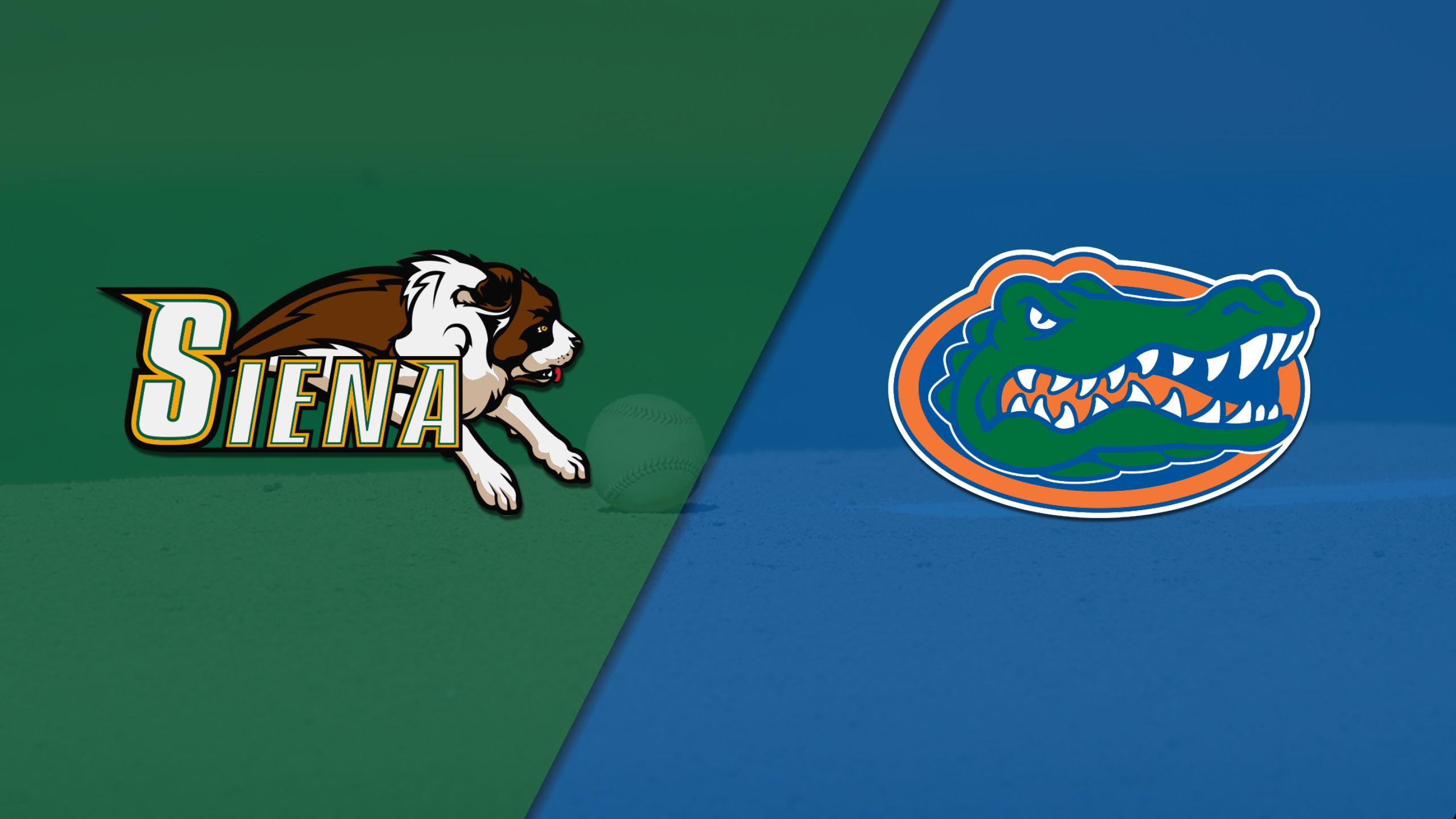 Siena vs. #1 Florida (Baseball)