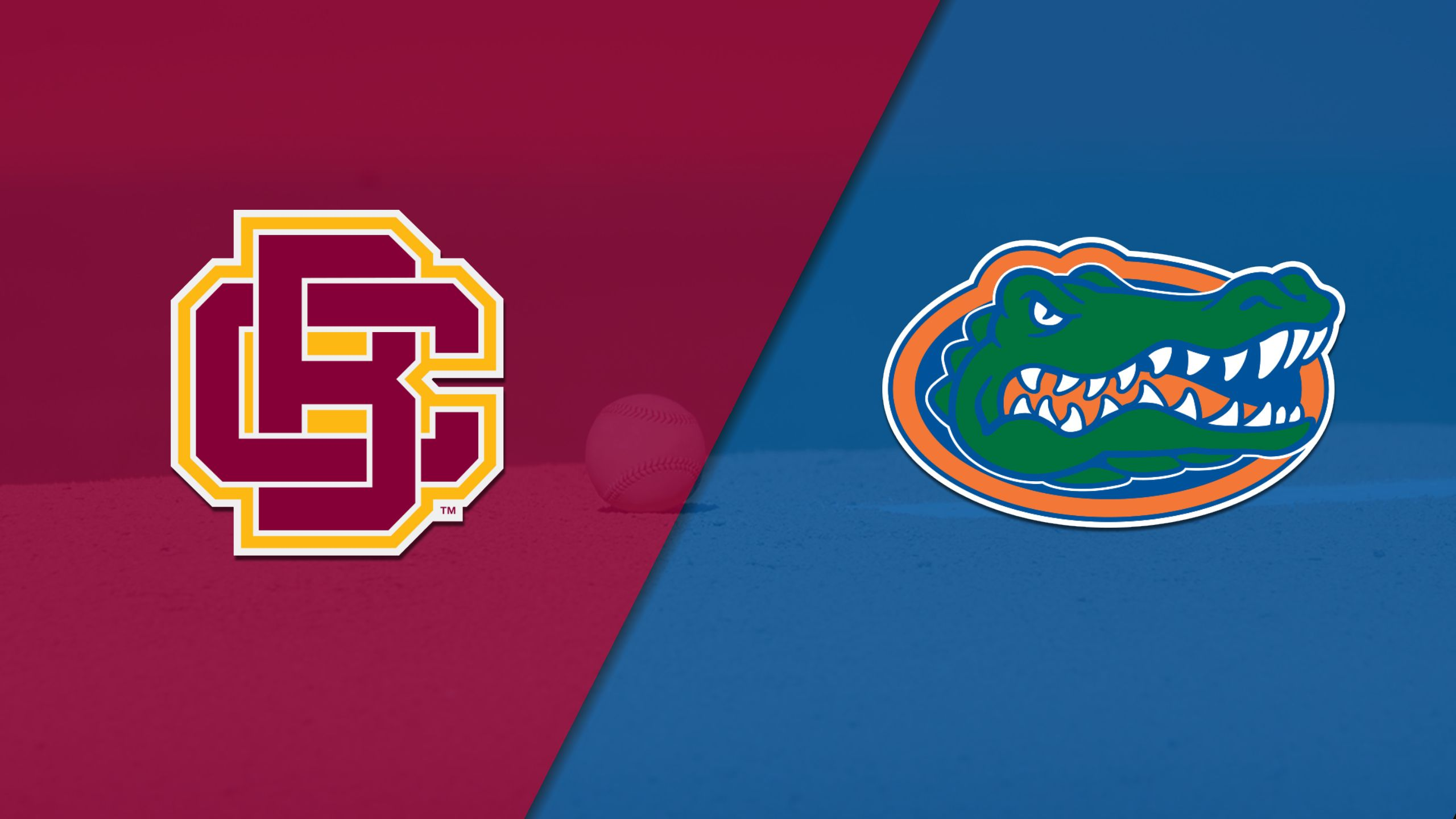 Bethune-Cookman vs. #1 Florida (Baseball)