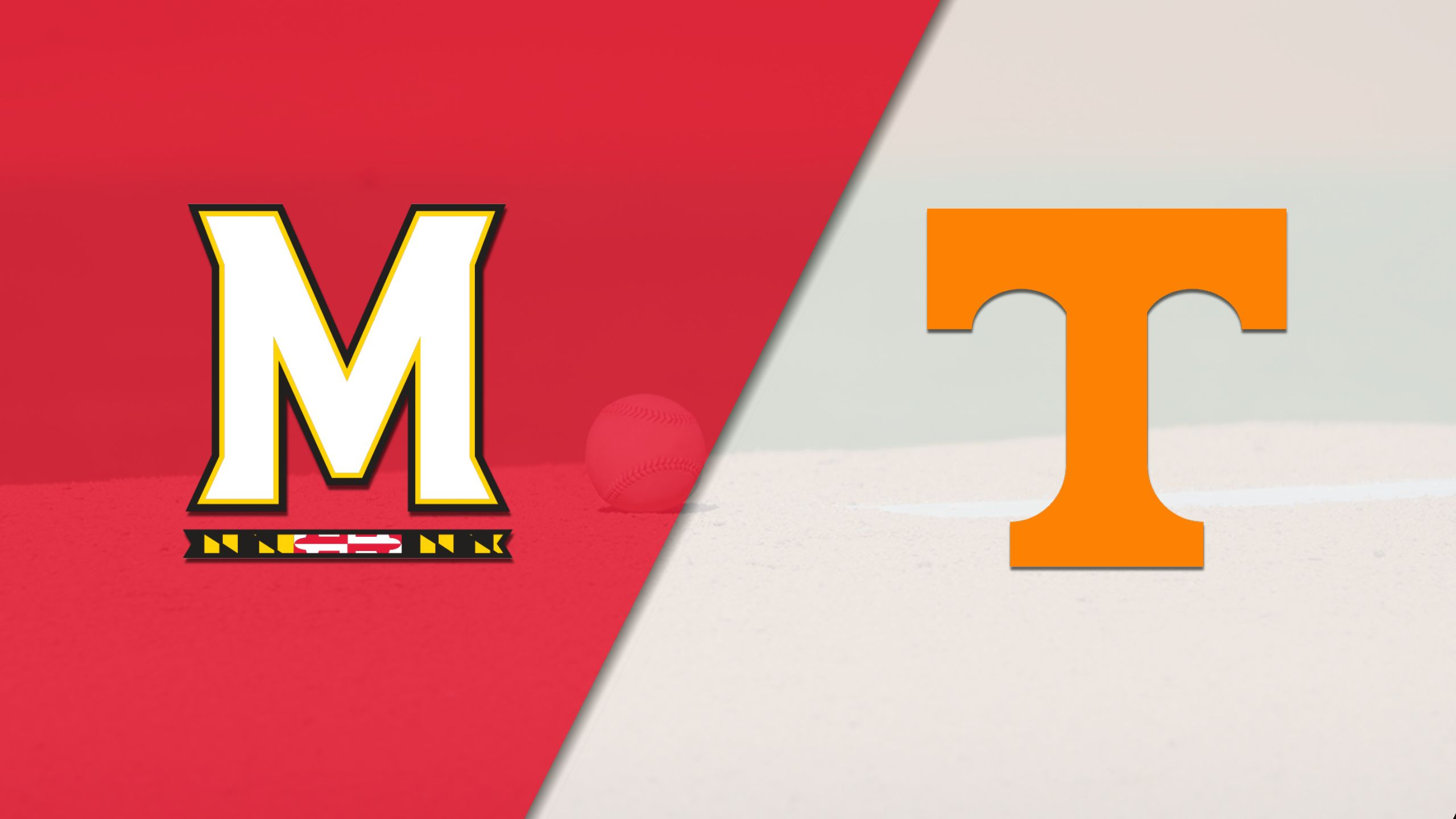 Maryland vs. Tennessee (Baseball)