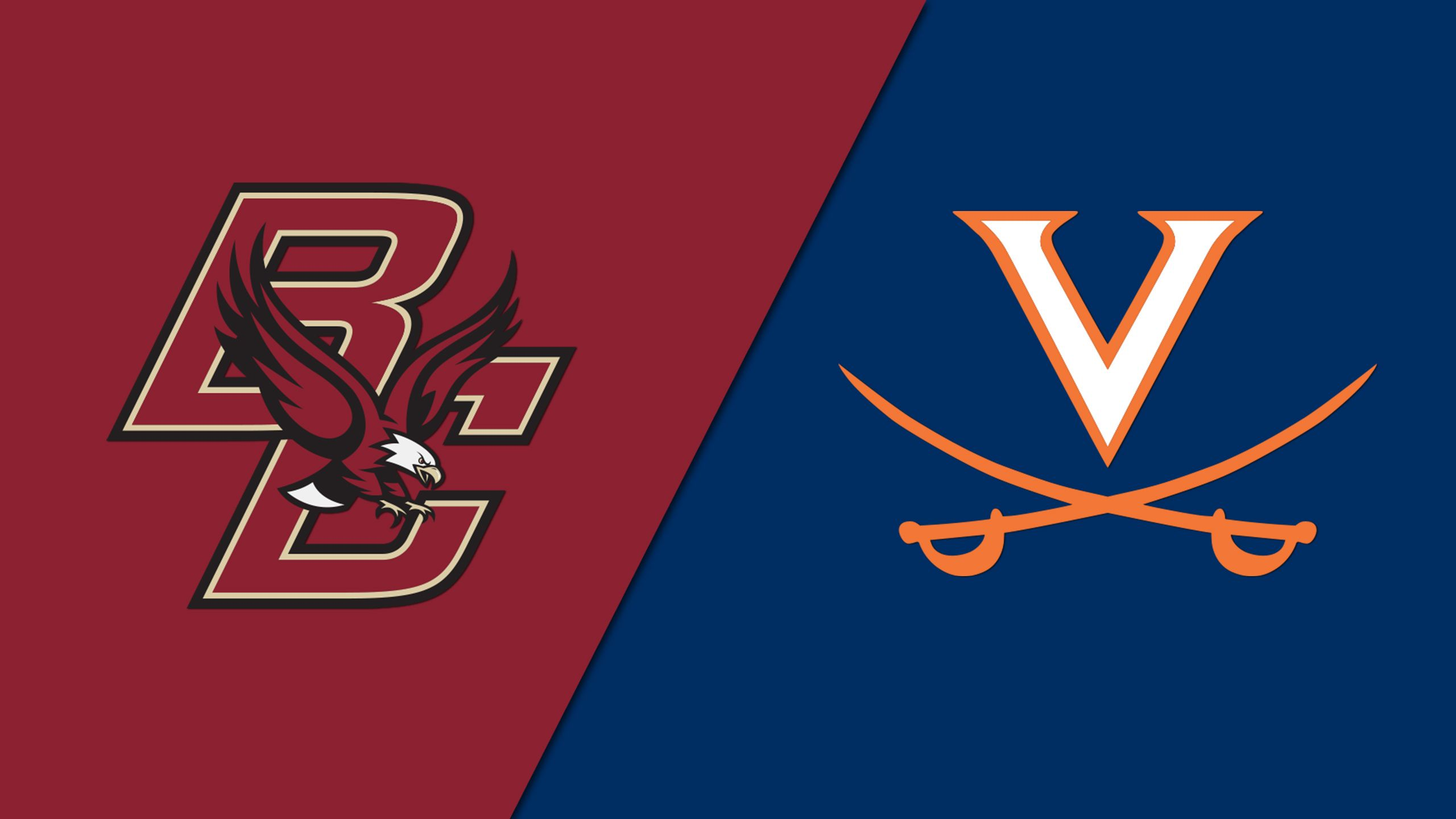 Boston College vs. #21 Virginia (Baseball)