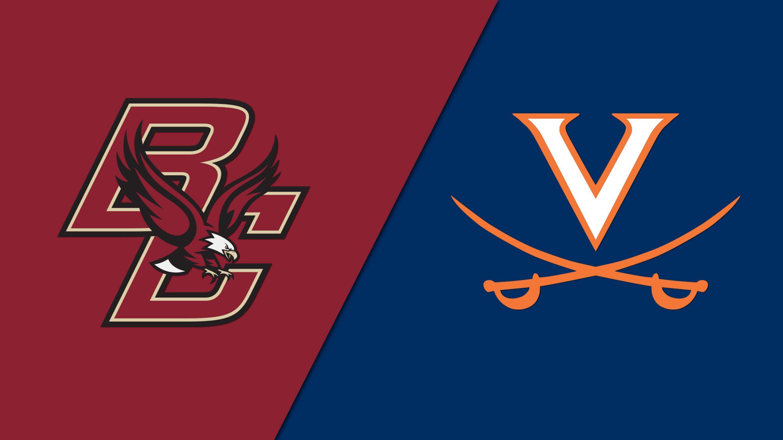 Boston College vs. #21 Virginia (Baseball)