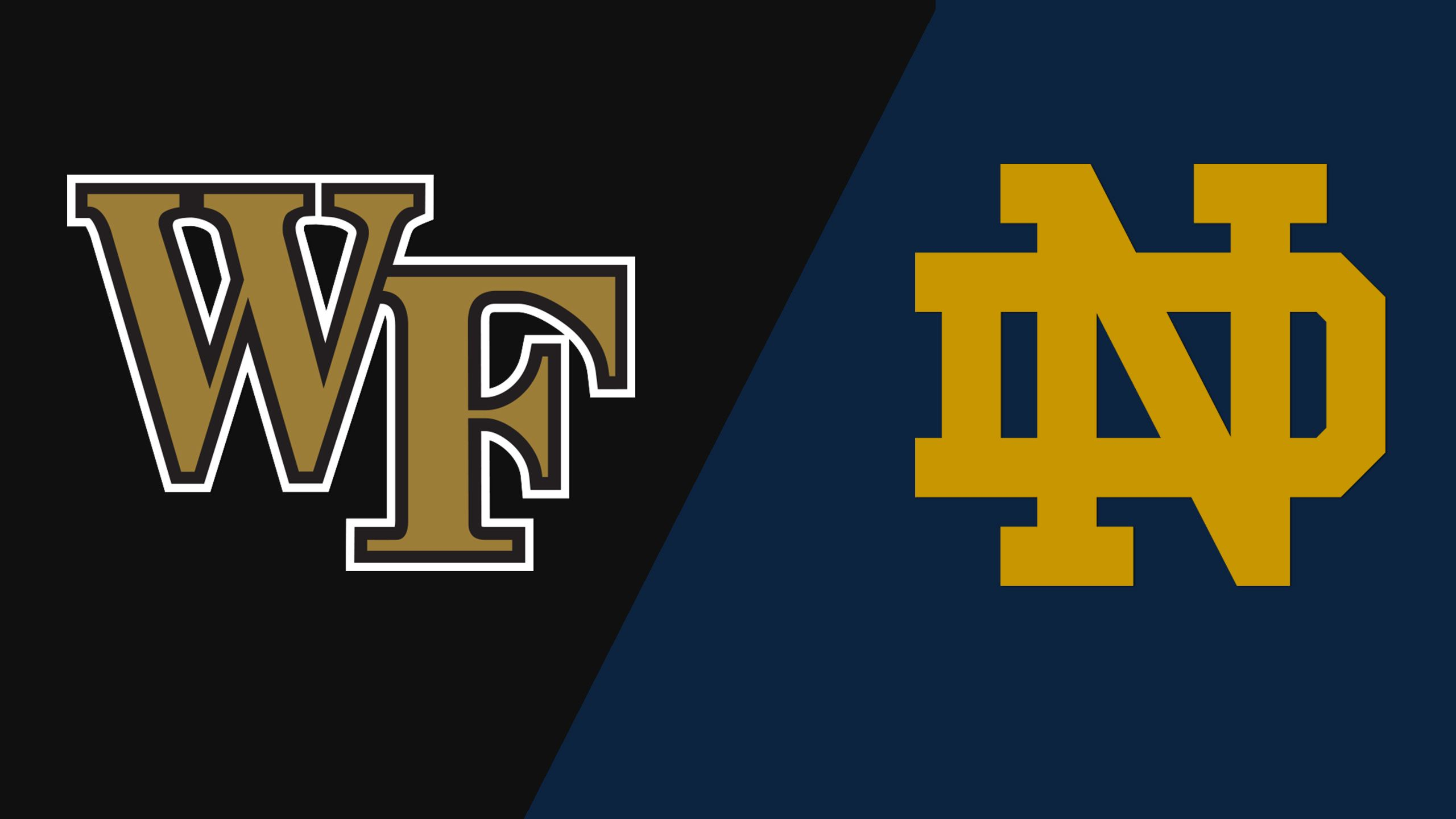 Wake Forest vs. Notre Dame (Baseball)