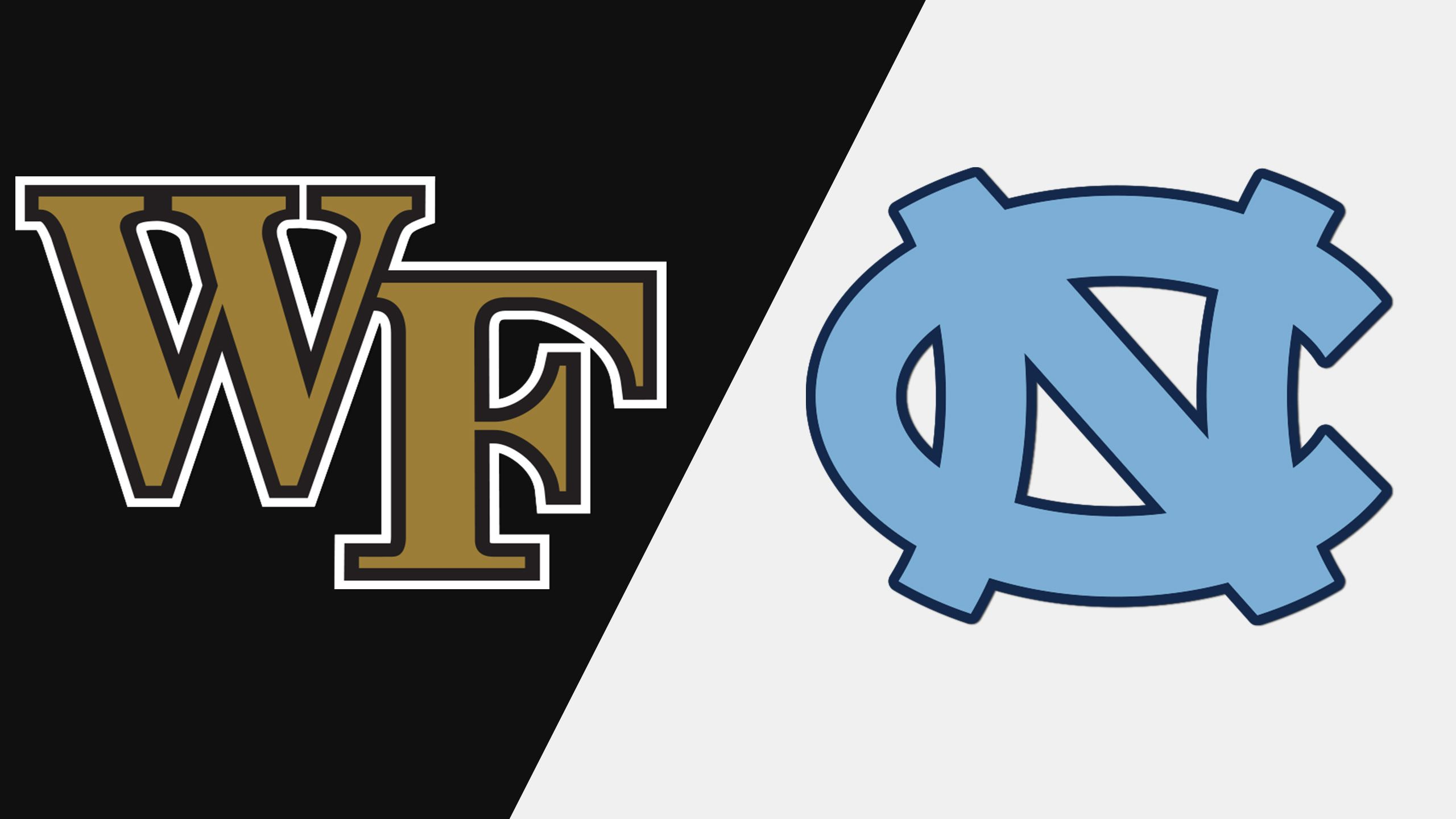 Wake Forest vs. North Carolina (Baseball)