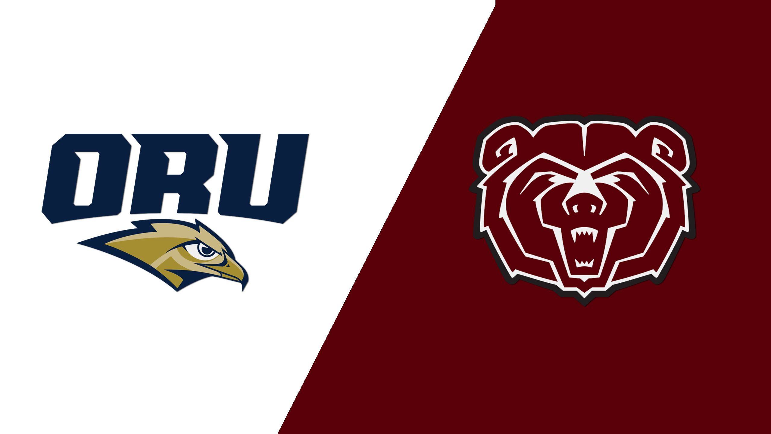 Oral Roberts vs. Missouri State (Baseball)