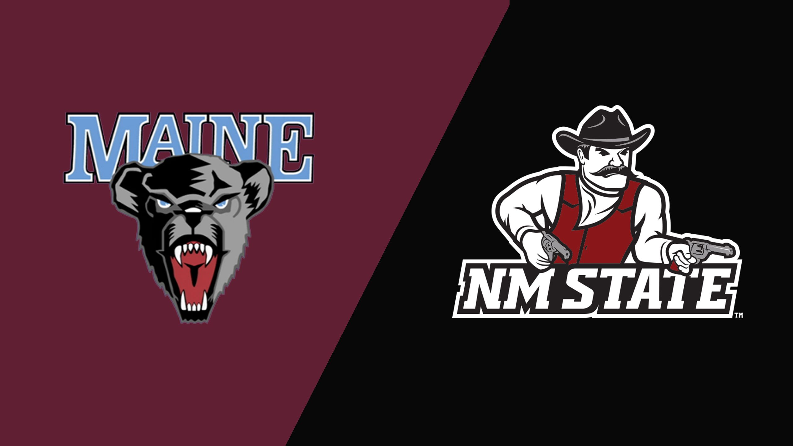 Maine vs. New Mexico State (Baseball)