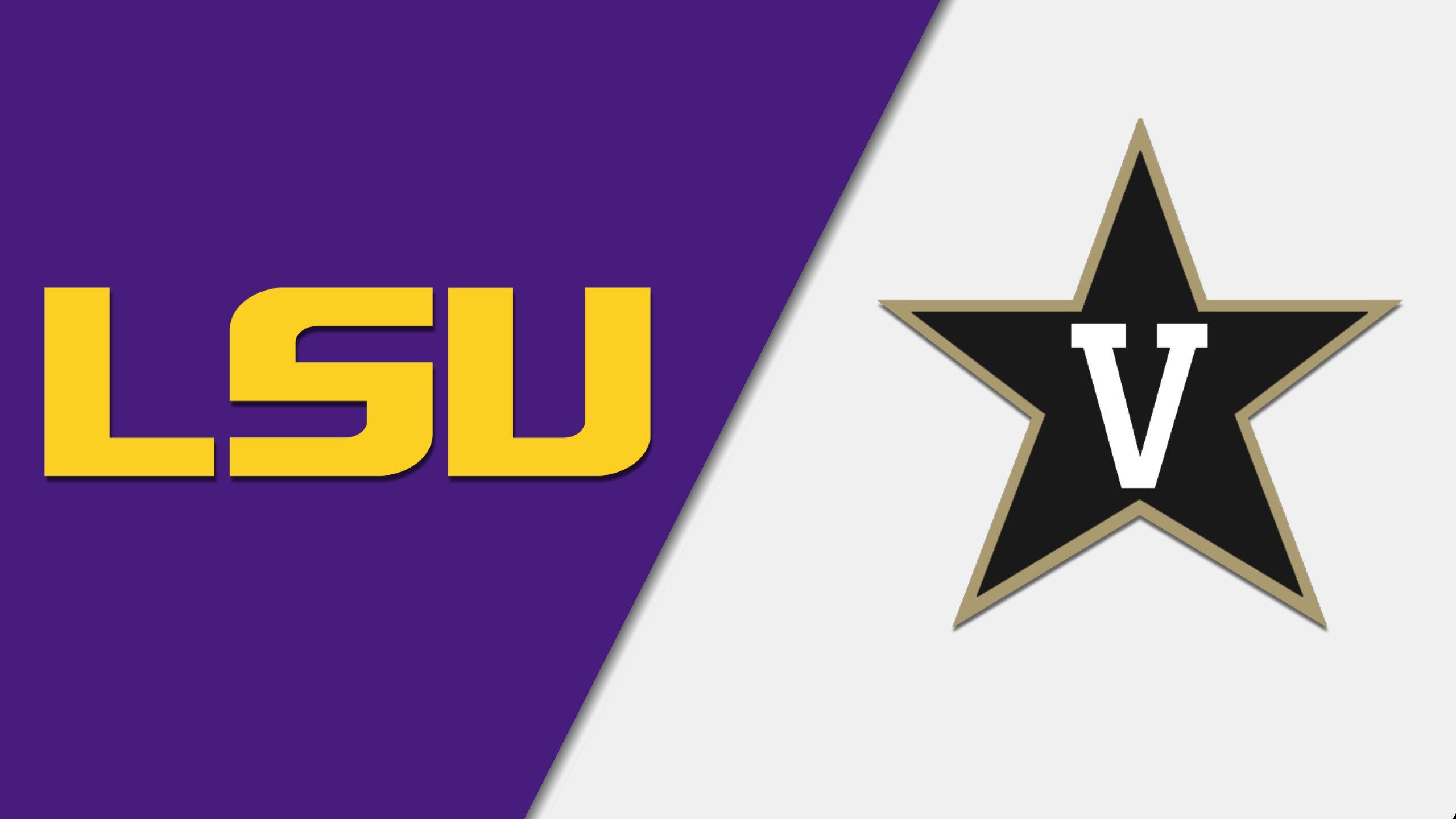 #20 LSU vs. #7 Vanderbilt (Baseball)