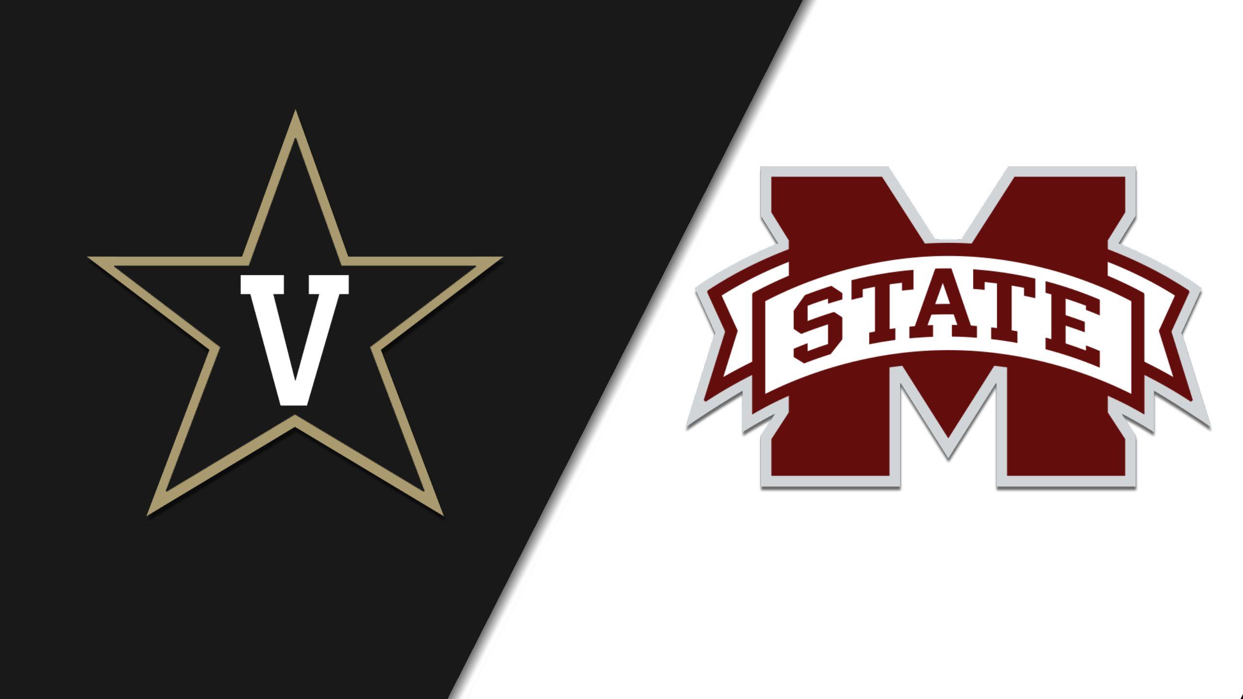 #13 Vanderbilt vs. #25 Mississippi State (Baseball)
