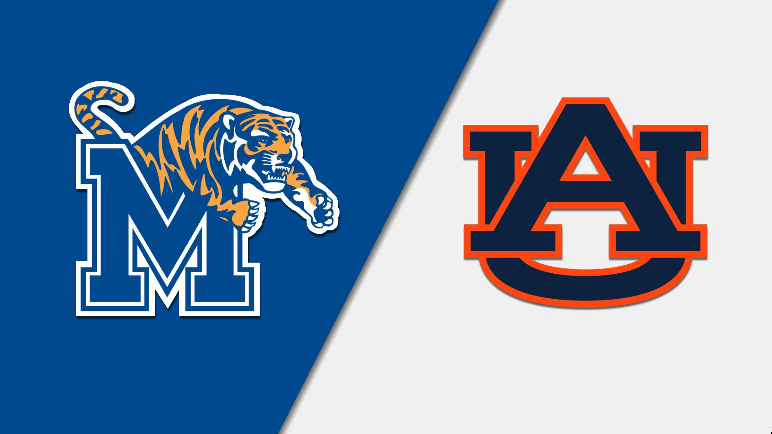 Memphis vs. #14 Auburn (Baseball)