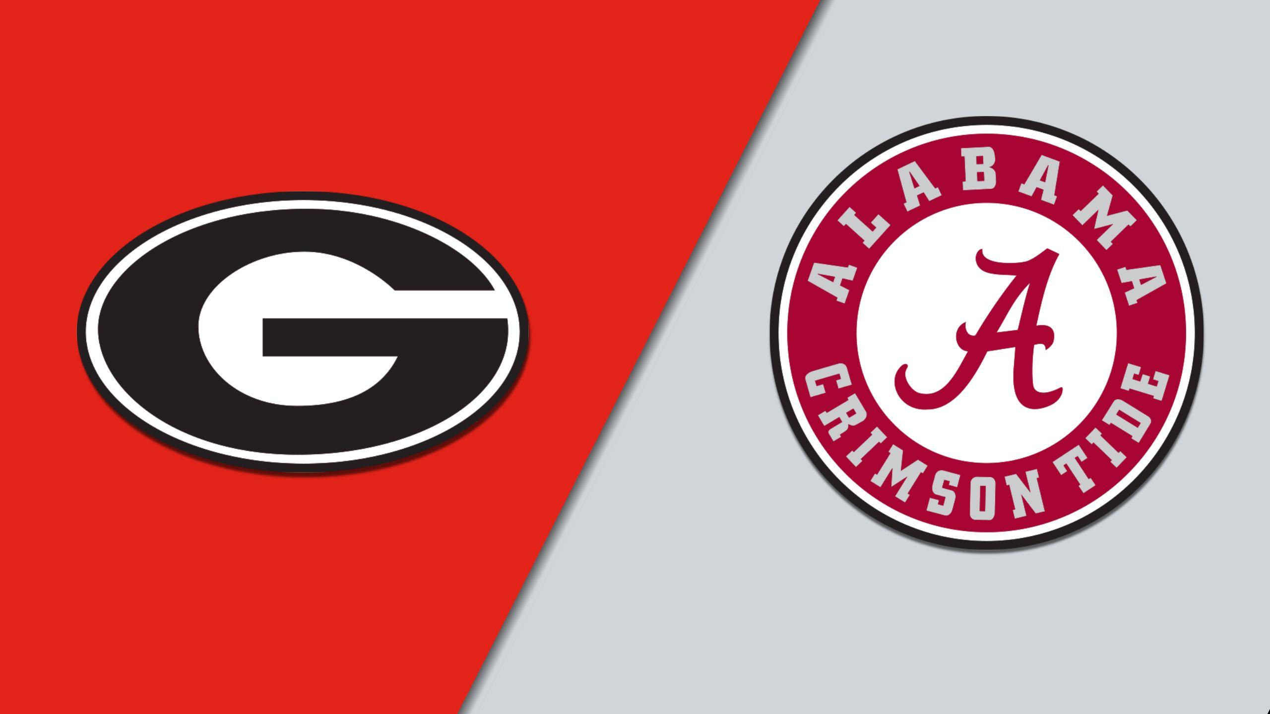 Georgia vs. Alabama (Baseball)