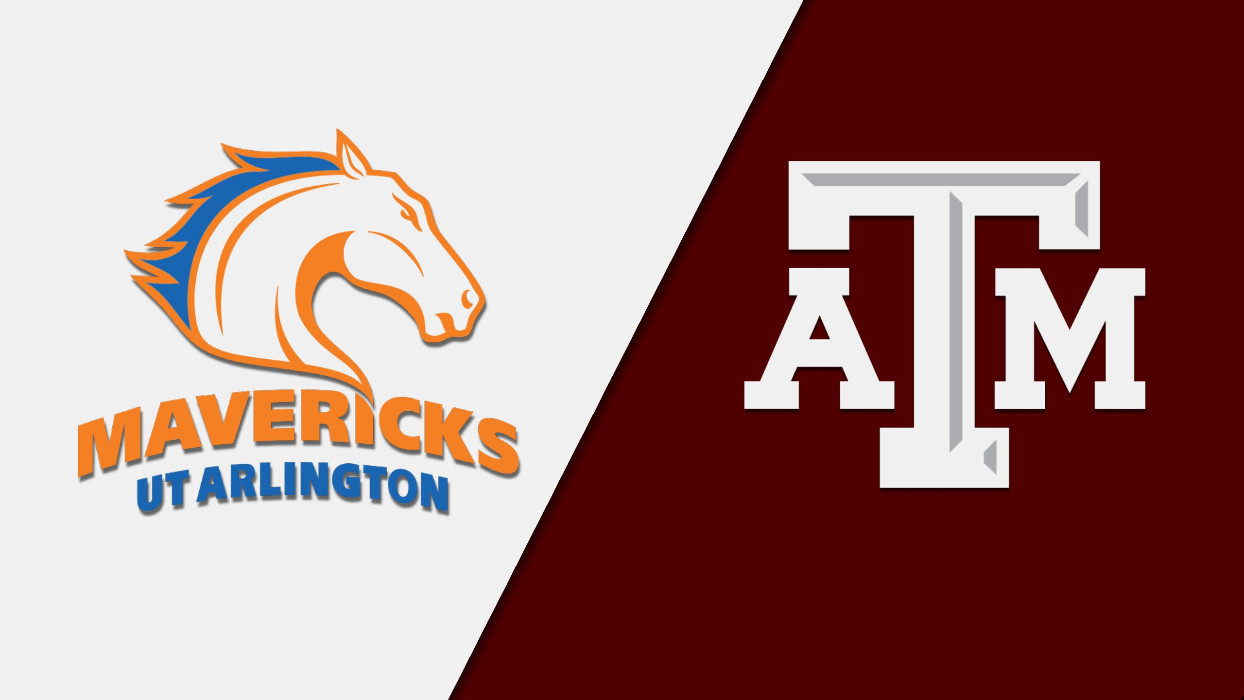 Texas-Arlington vs. #6 Texas A&M (Baseball)