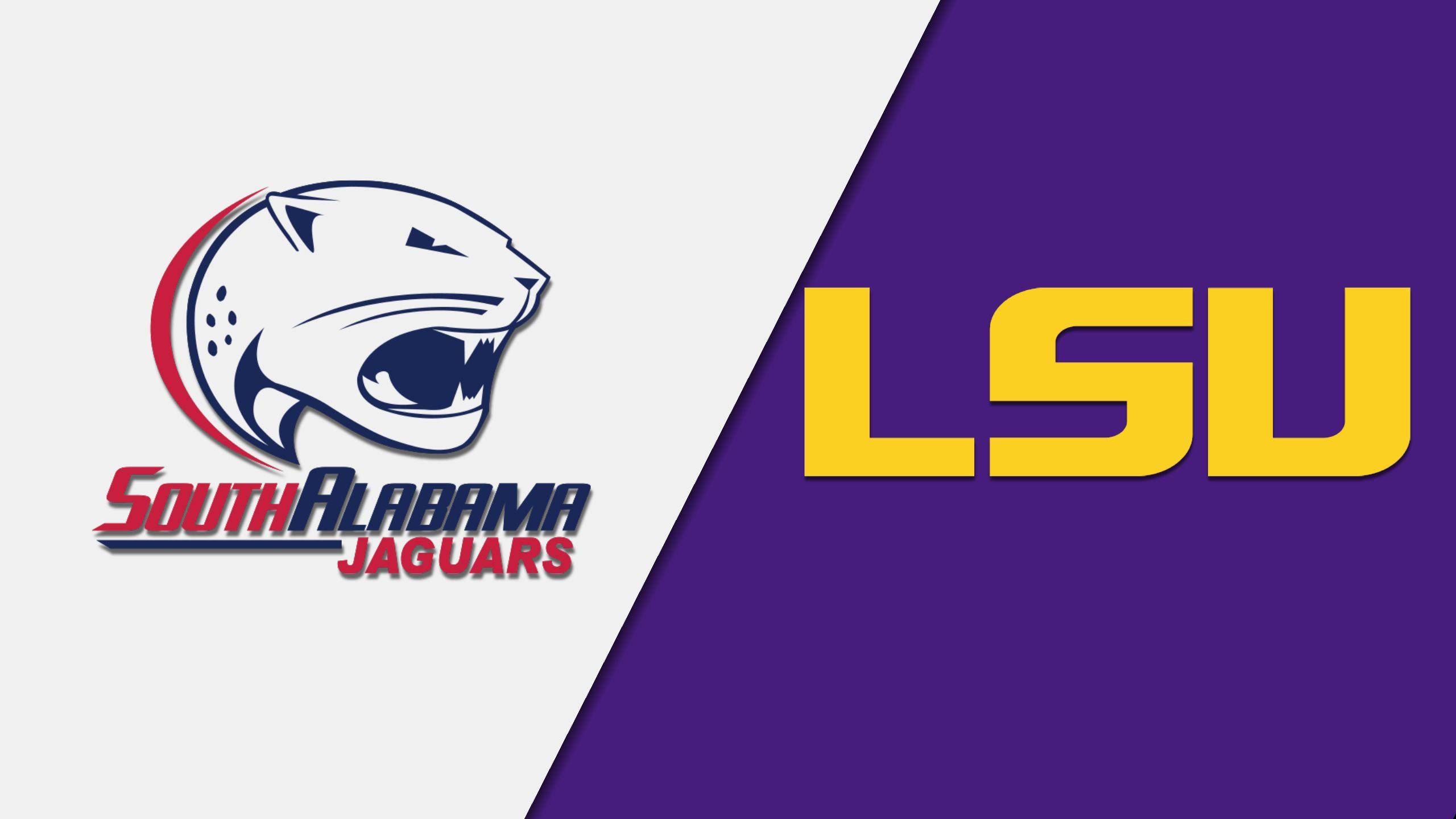 South Alabama vs. #19 LSU (Baseball)