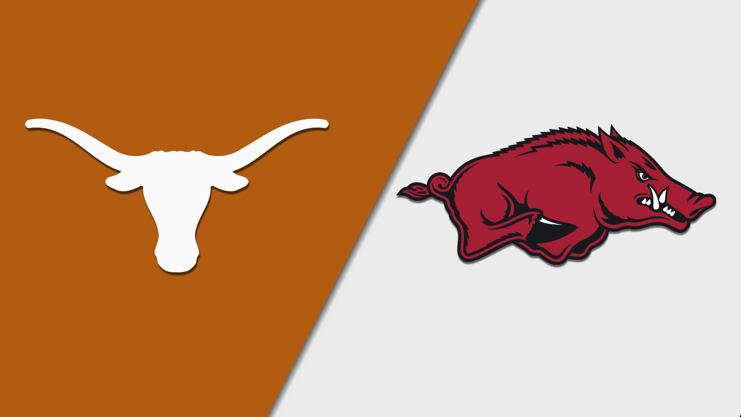 Texas vs. Arkansas (Baseball)