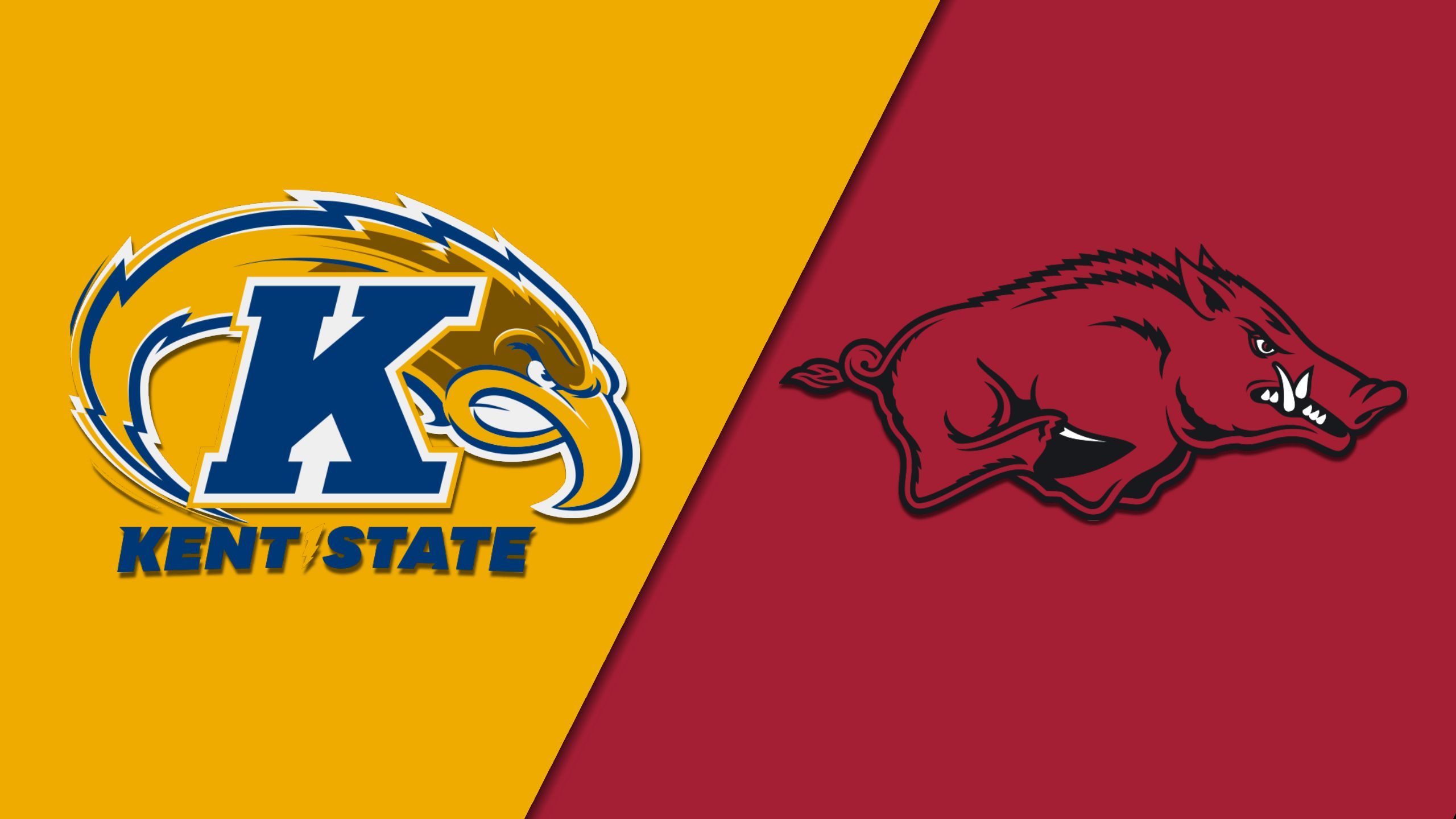 Kent State vs. #7 Arkansas (Baseball)