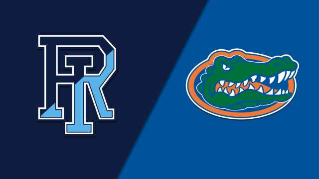 Rhode Island vs. #1 Florida (Baseball)