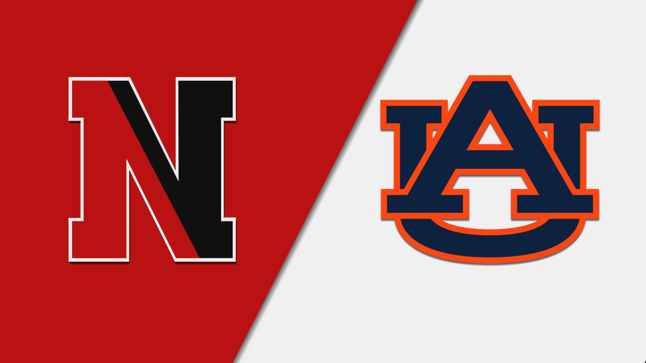 Northeastern vs. #15 Auburn (Baseball)
