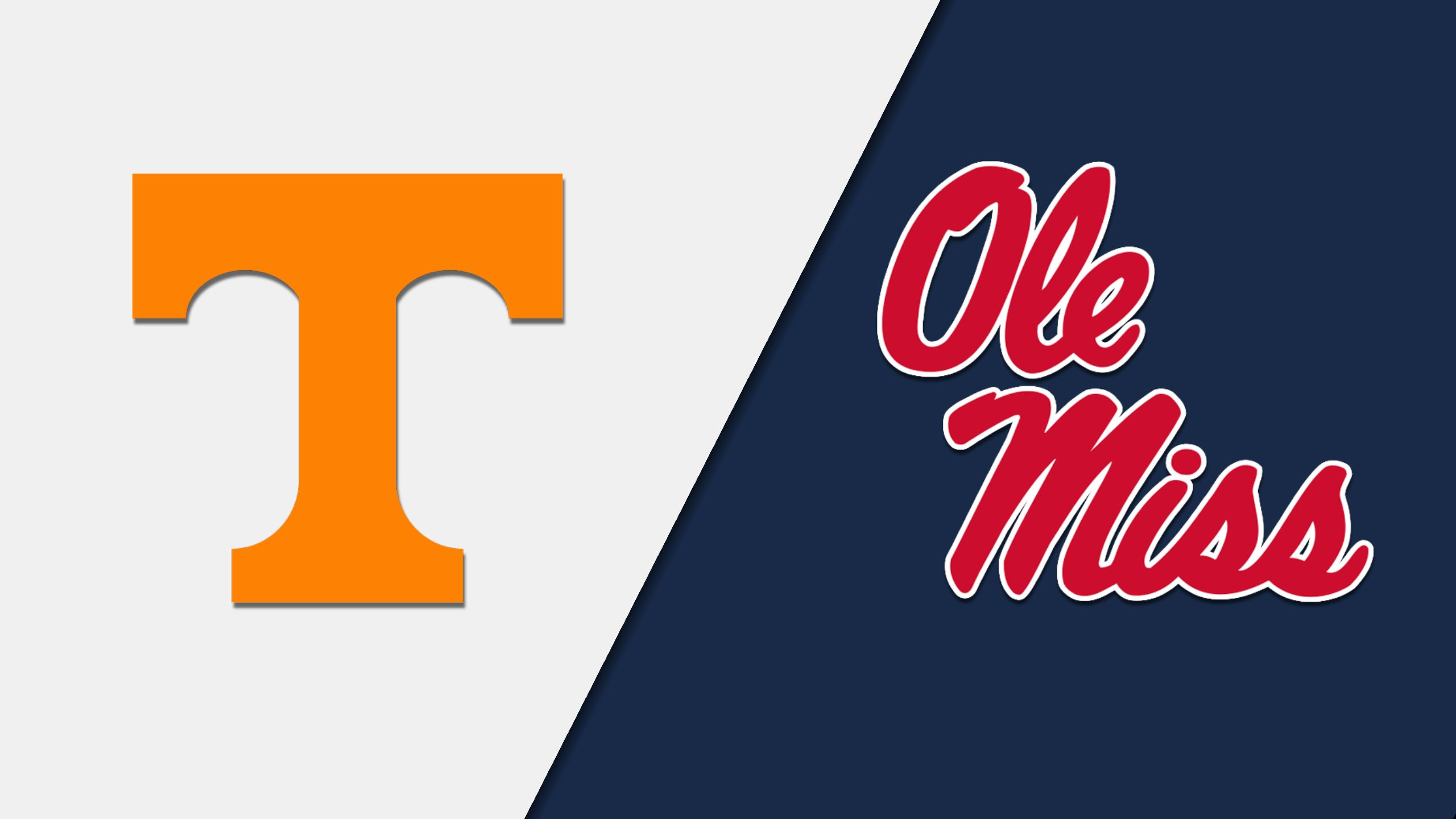 Tennessee vs. #8 Ole Miss (Baseball)