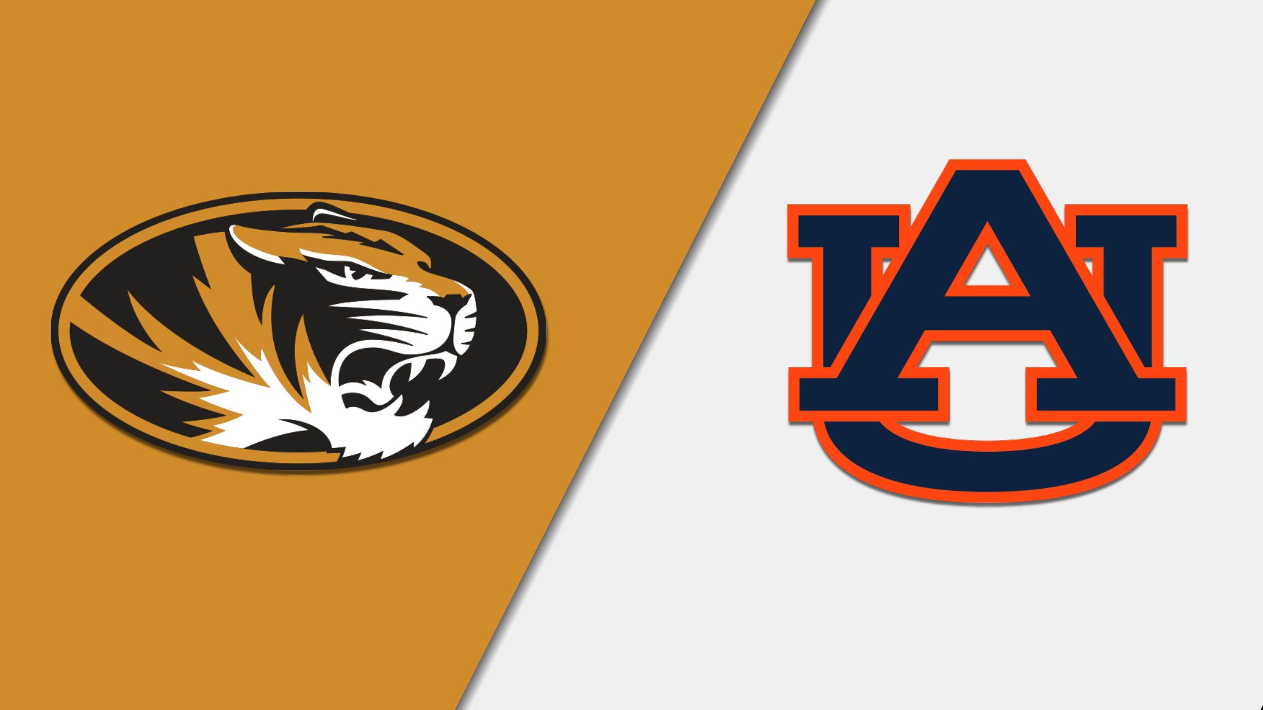 Missouri vs. #11 Auburn (Baseball)