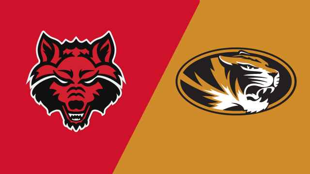 Arkansas State vs. Missouri (Baseball)