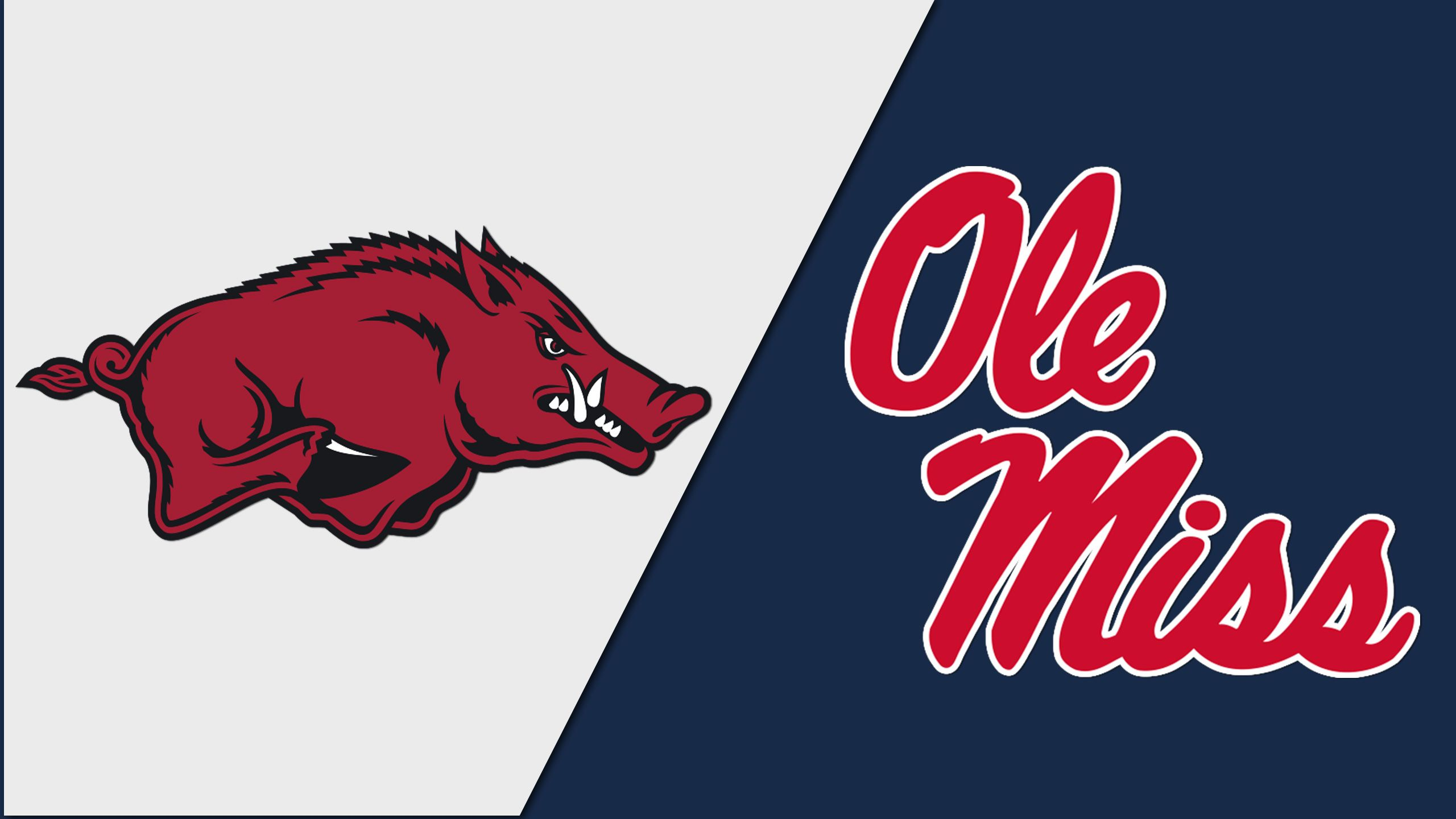 #6 Arkansas vs. #4 Ole Miss (Baseball)