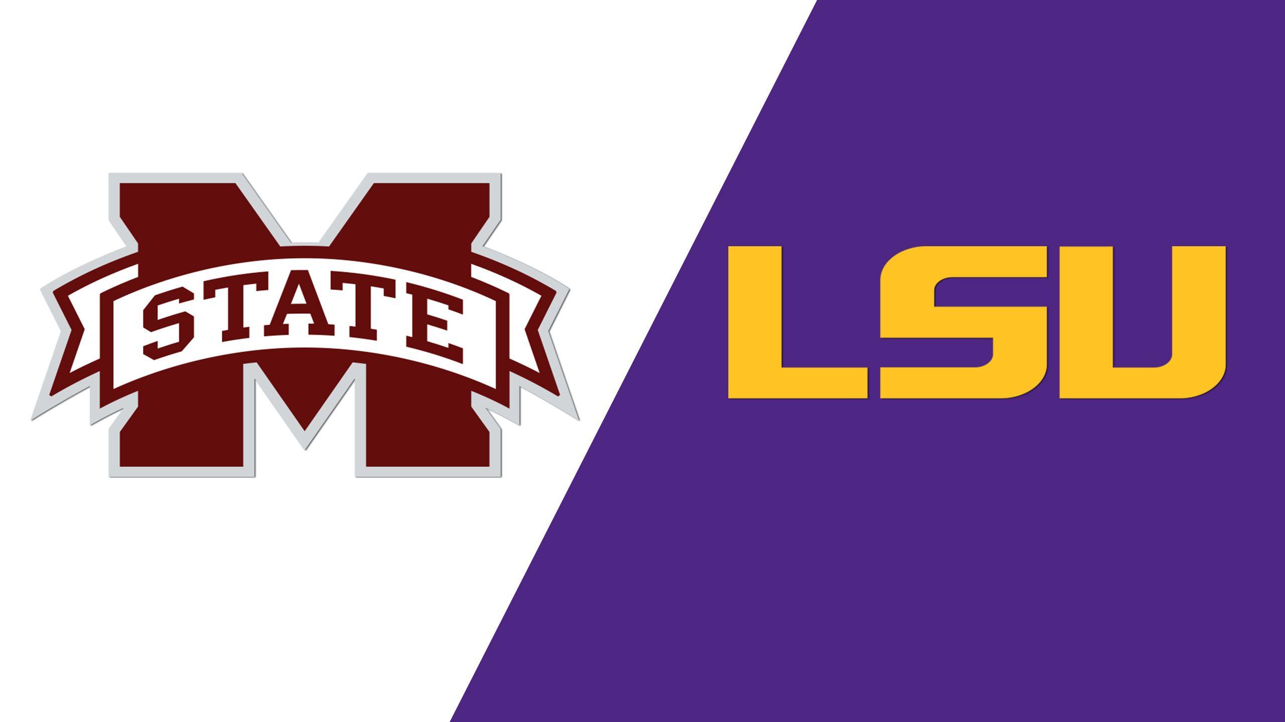 Mississippi State vs. #21 LSU (Baseball)