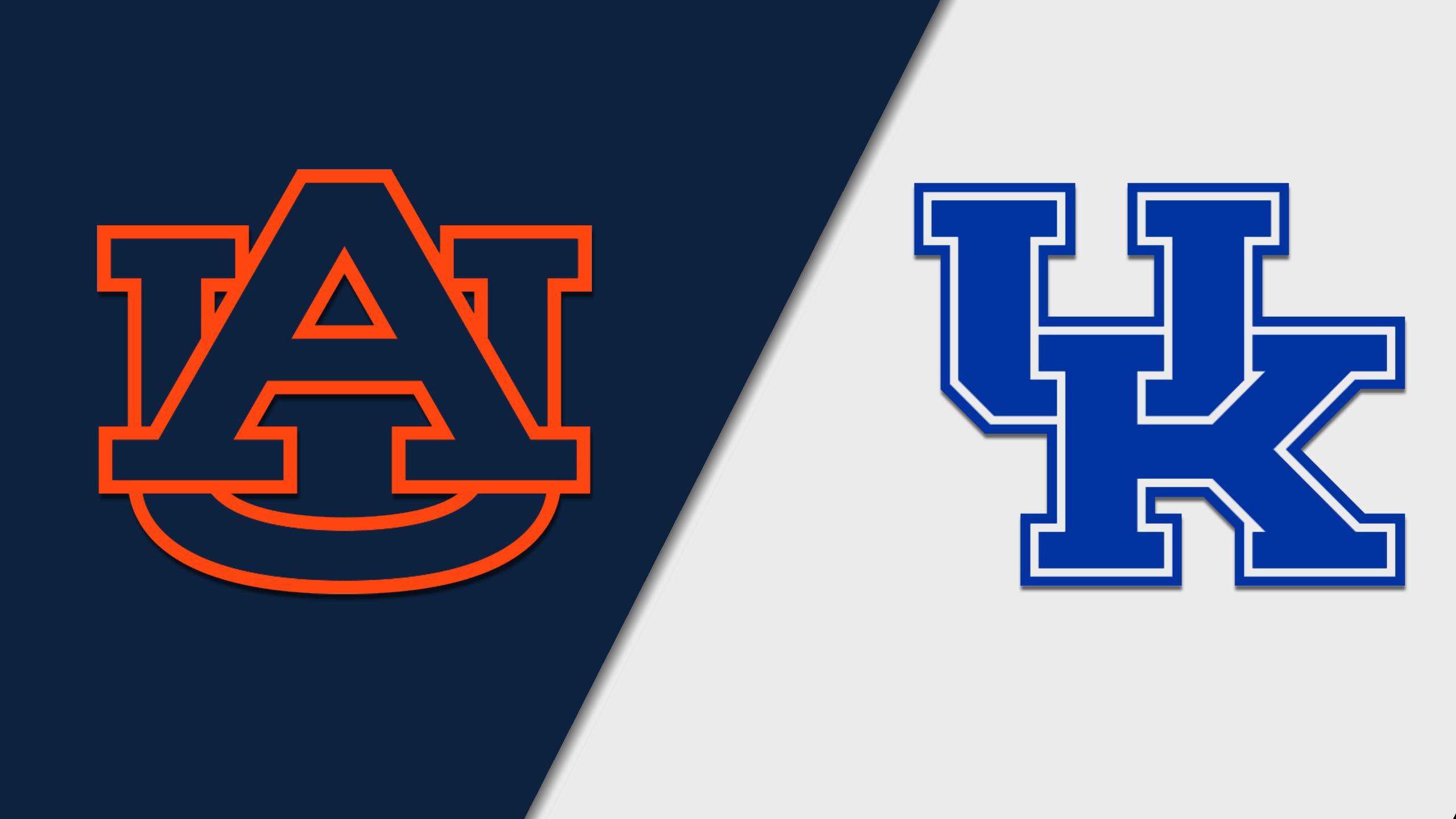 #6 Auburn vs. #11 Kentucky (Baseball)