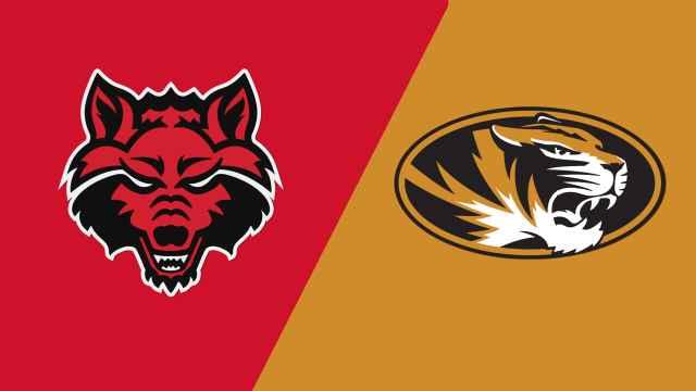 Arkansas State vs. Missouri (Baseball)
