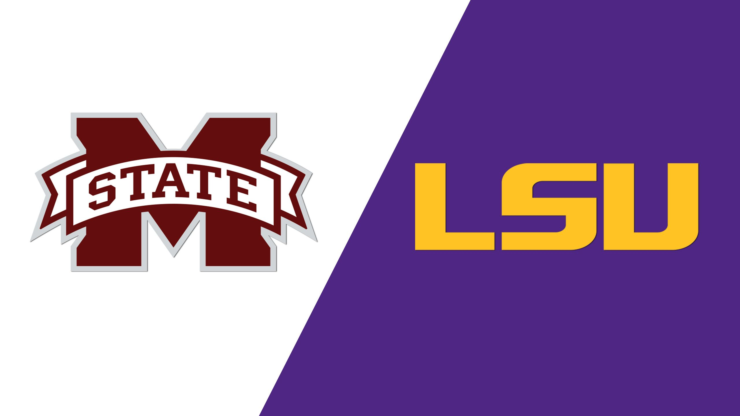 Mississippi State vs. LSU (First Round) (SEC Baseball Tournament)