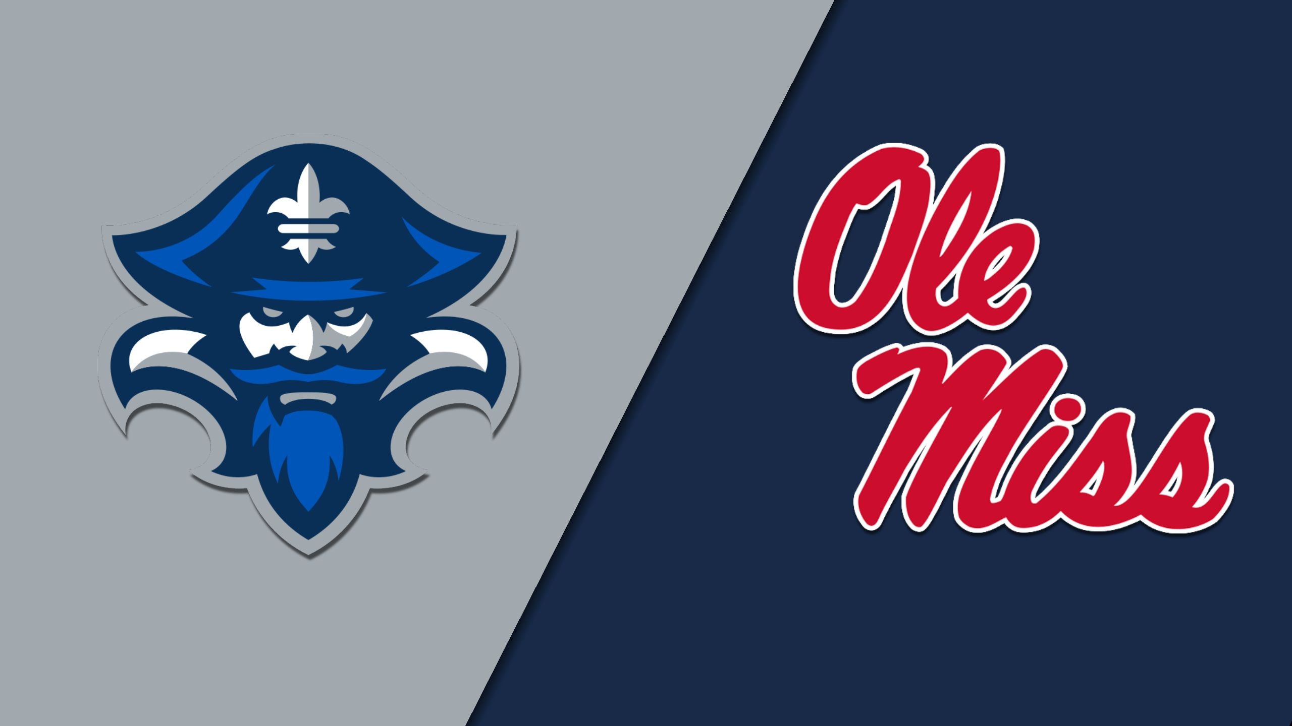 New Orleans vs. #5 Ole Miss (Baseball)