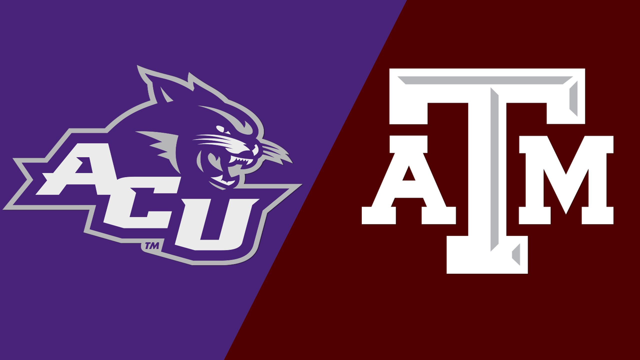 Abilene Christian vs. #18 Texas A&M (Baseball)