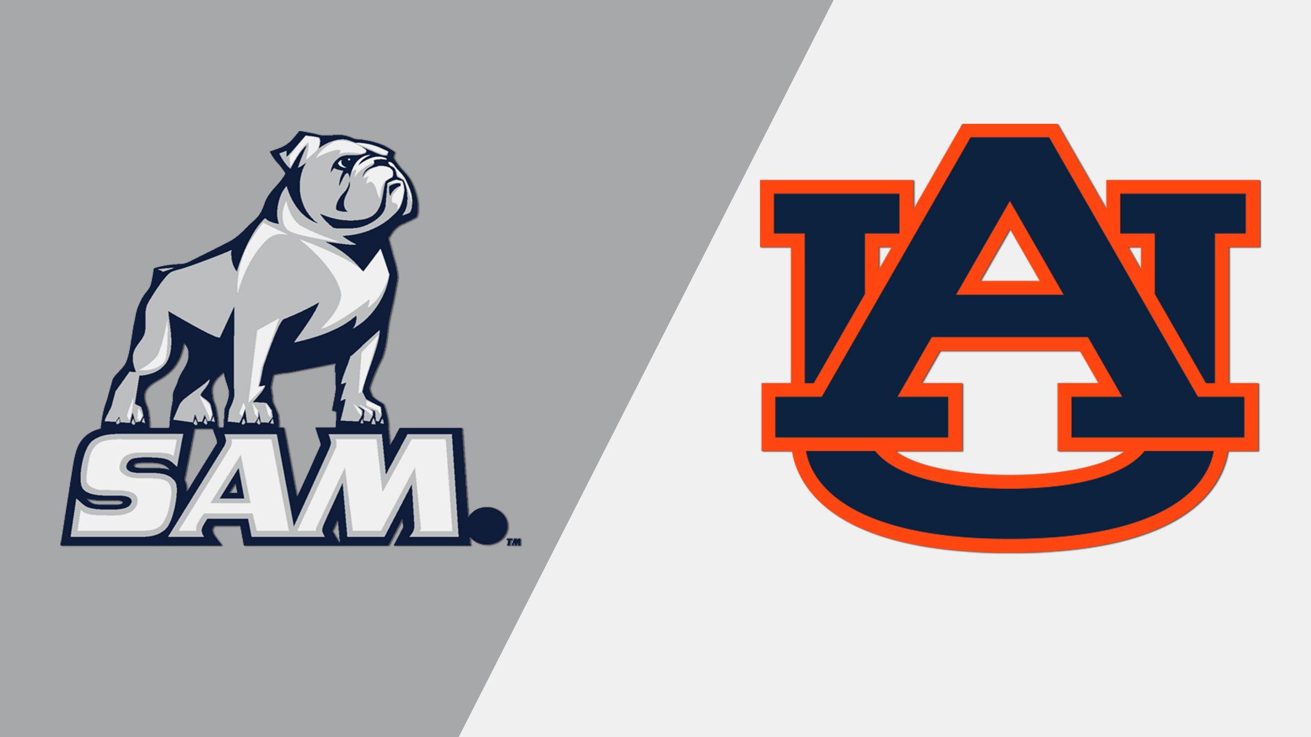 Samford vs. #22 Auburn (Baseball)