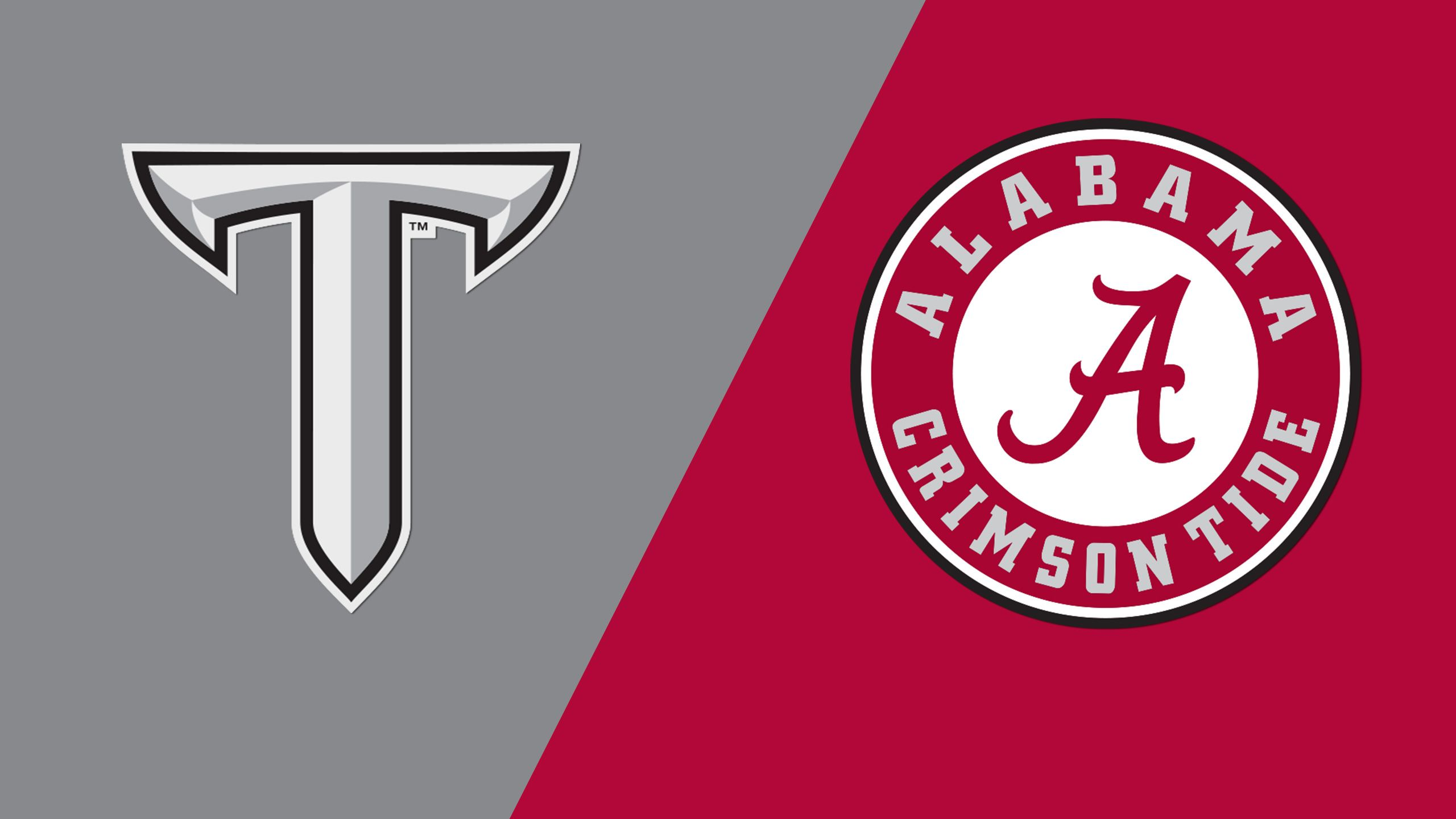 Troy vs. Alabama (Baseball)