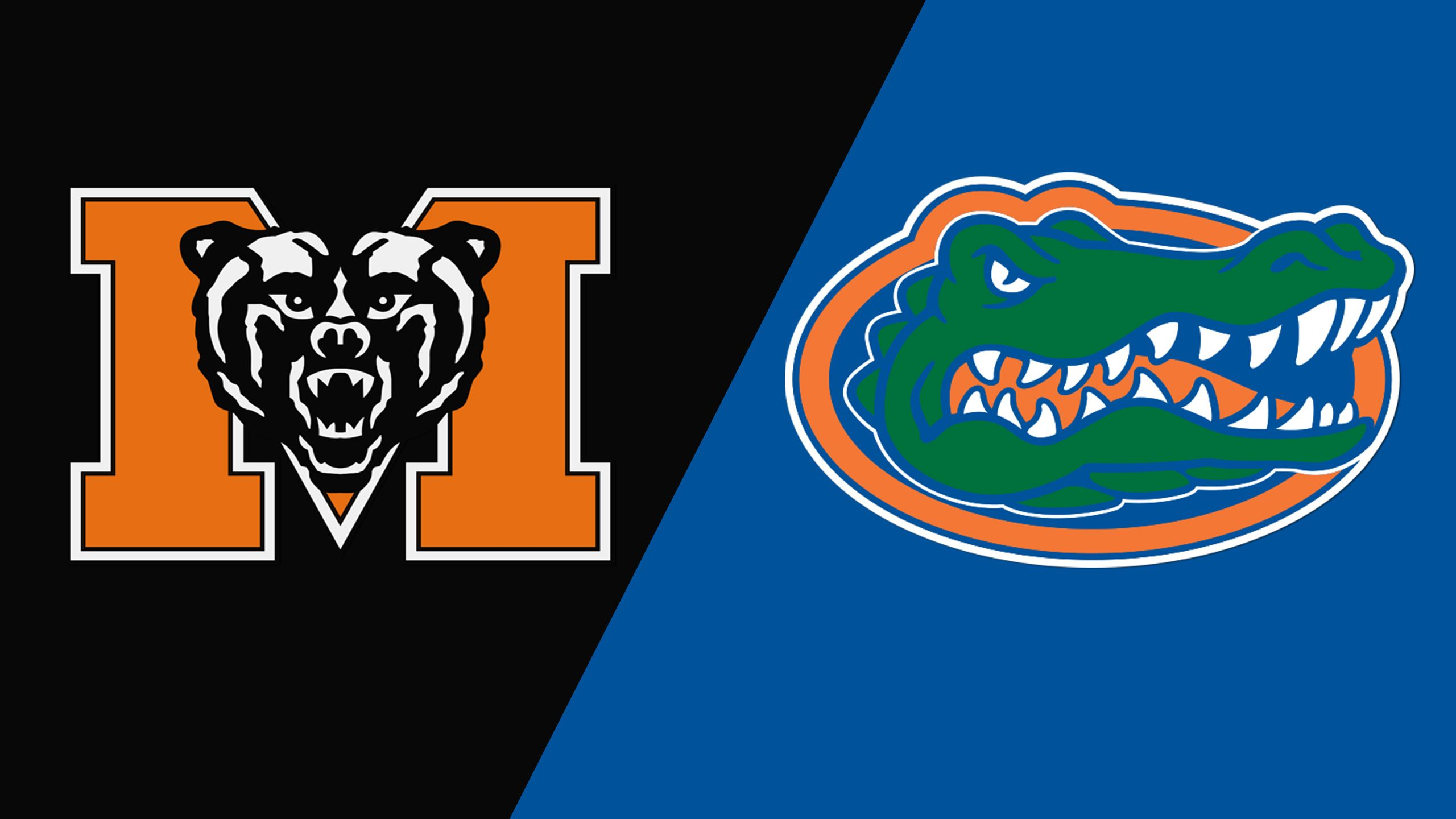 Mercer vs. #1 Florida (Baseball)