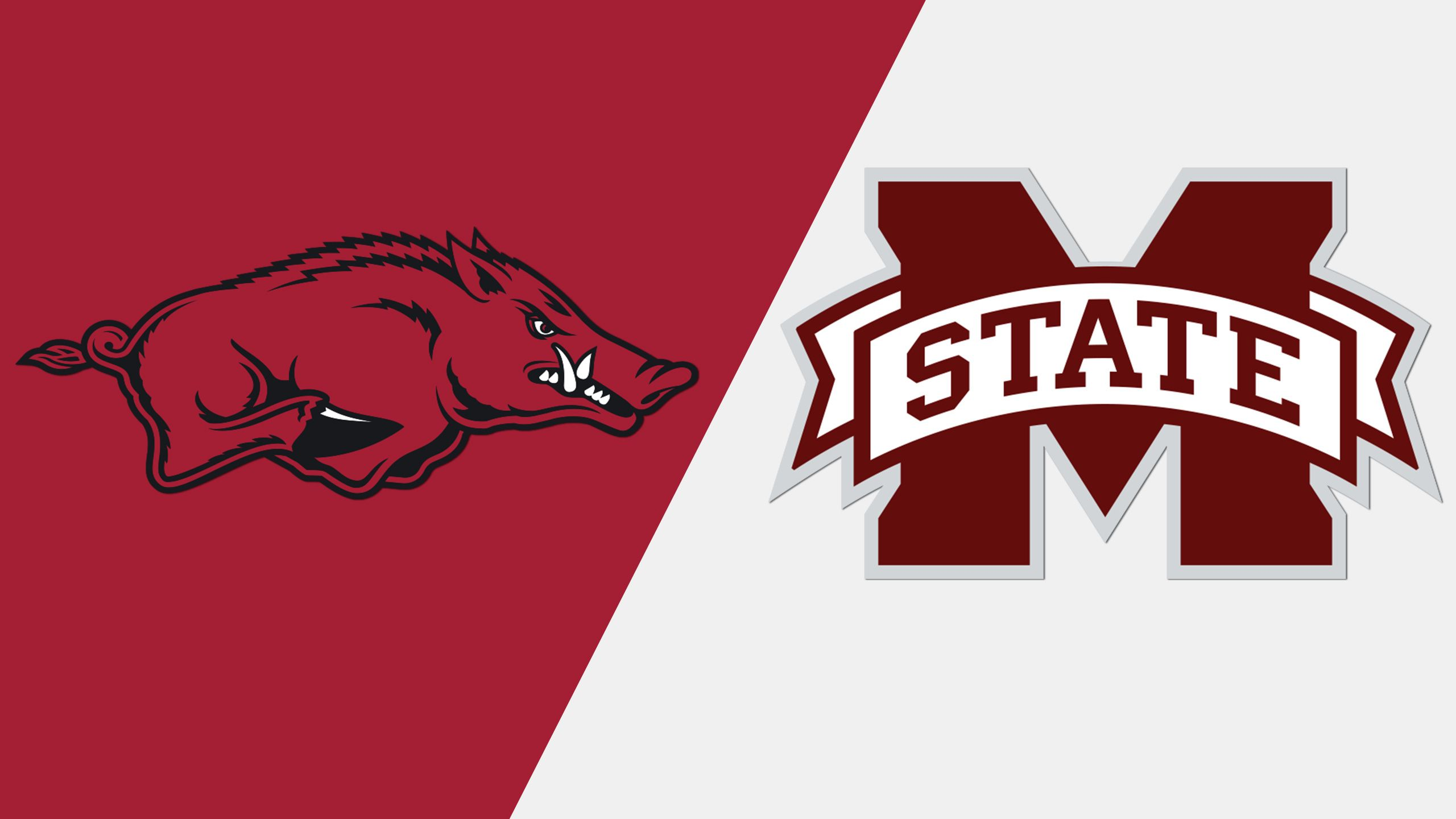 #3 Arkansas vs. Mississippi State (Baseball)