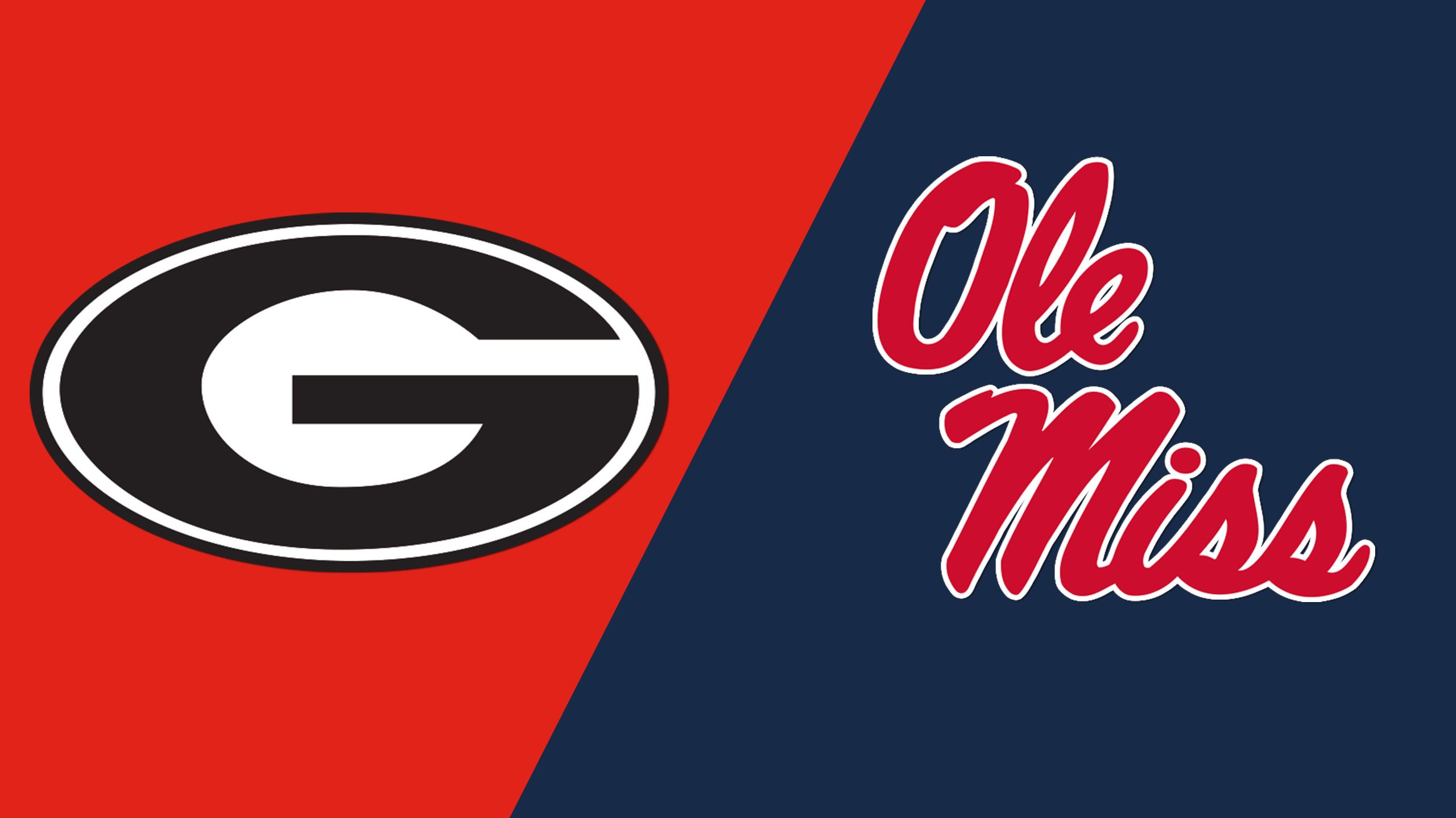 #19 Georgia vs. #7 Ole Miss (Baseball)