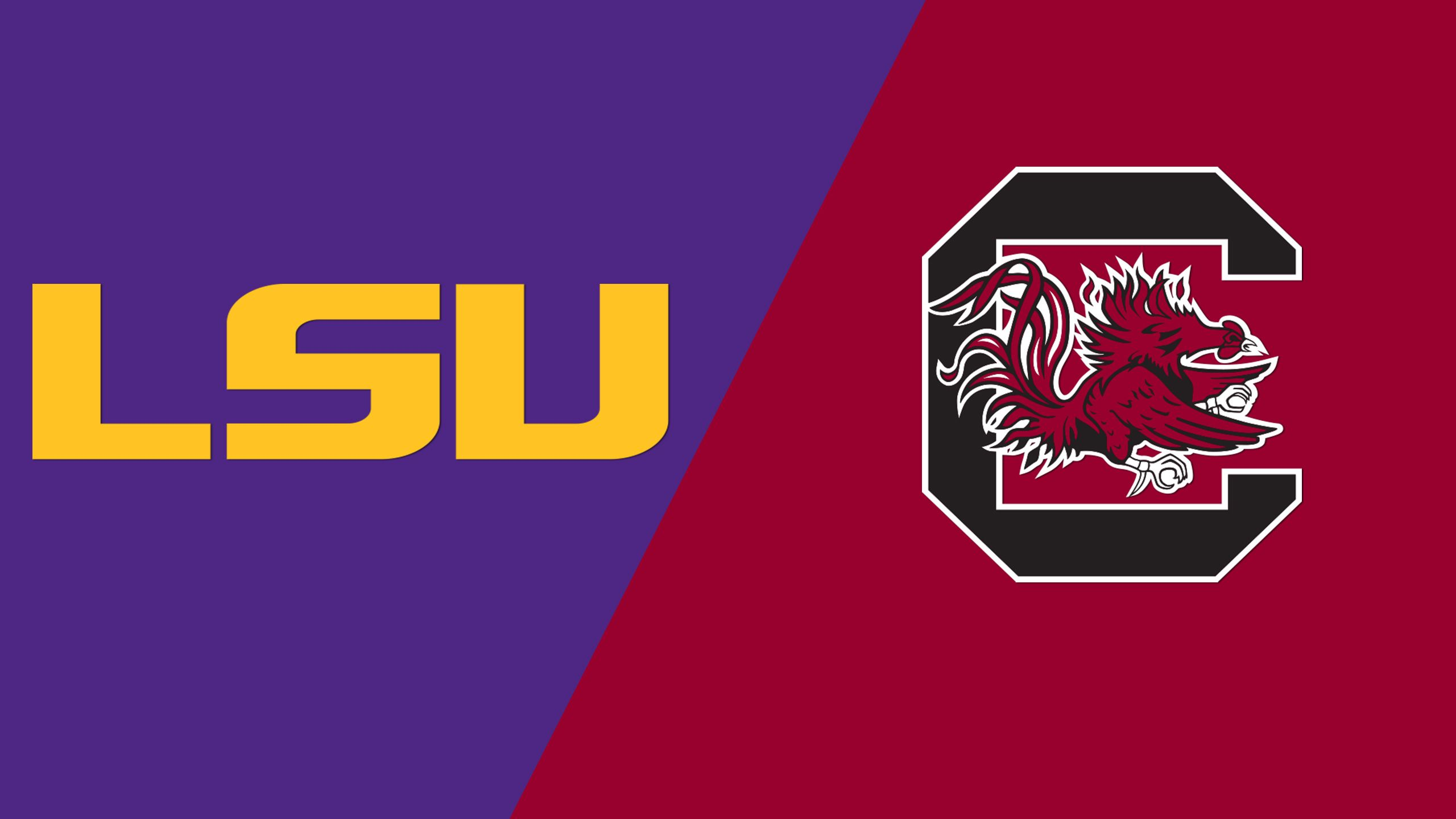 #21 LSU vs. South Carolina (Baseball)
