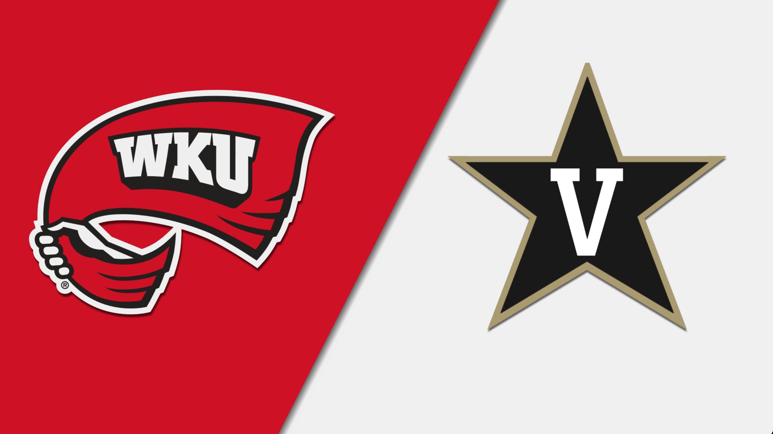 Western Kentucky vs. #16 Vanderbilt (Baseball)