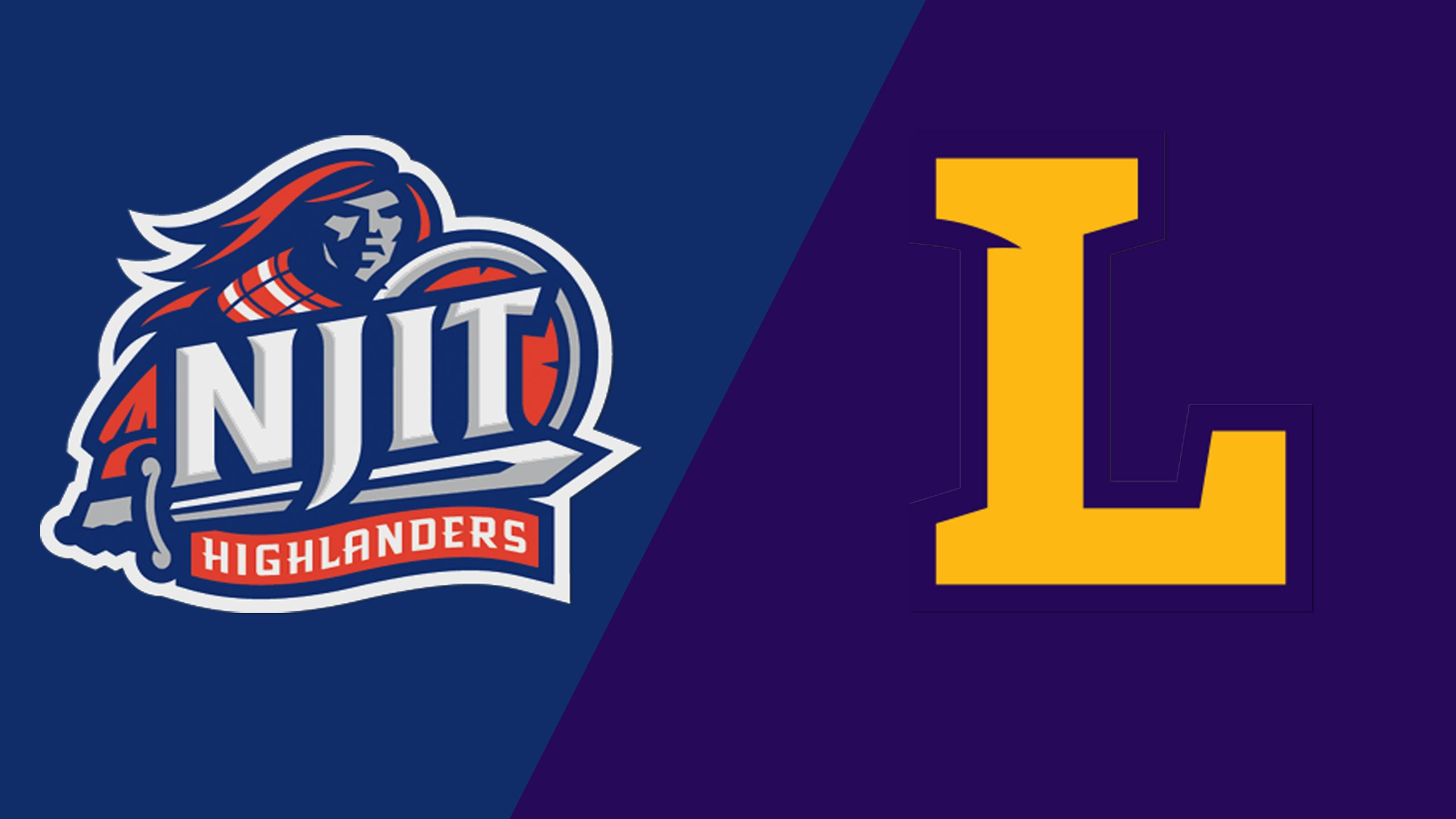 NJIT vs. Lipscomb (Baseball)