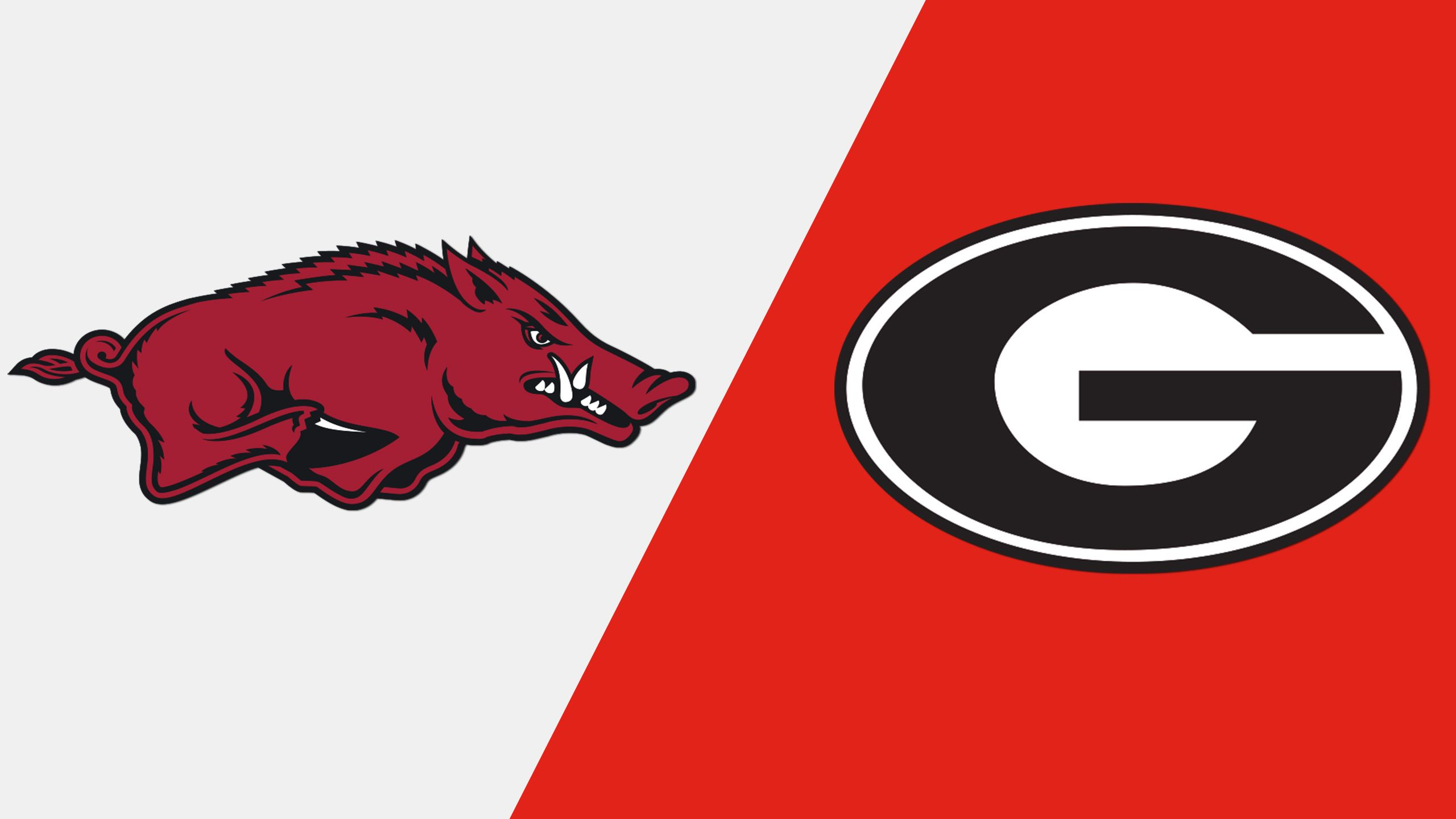 #6 Arkansas vs. #13 Georgia (Baseball) (re-air)