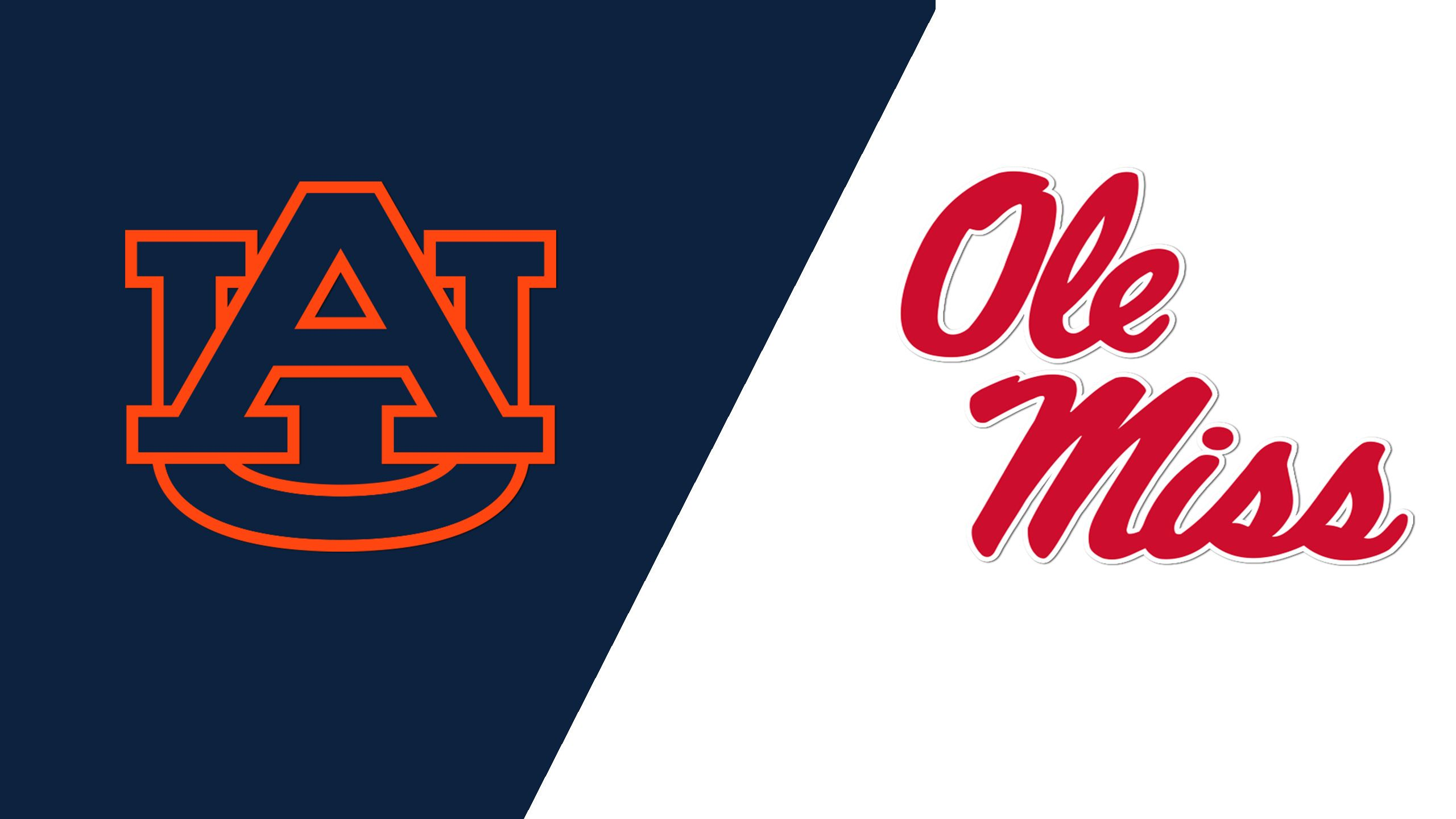 #21 Auburn vs. #4 Ole Miss (Second Round) (SEC Baseball Tournament) (re-air)
