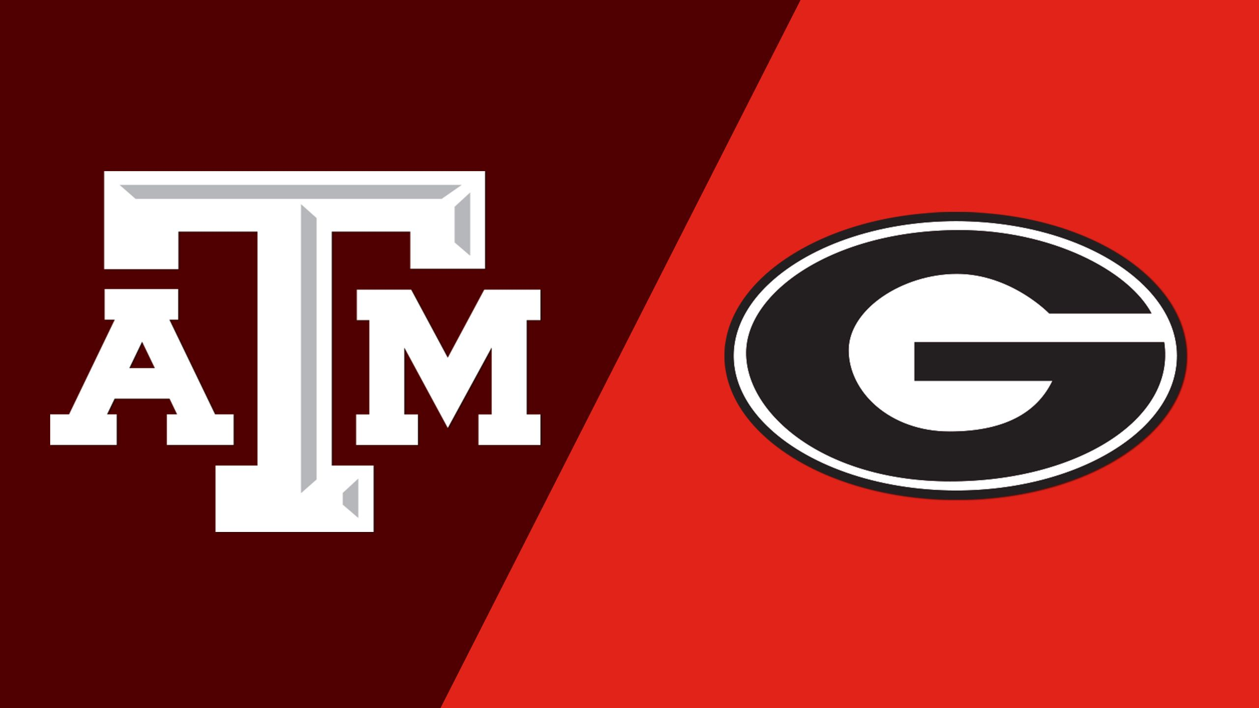 Texas A&M vs. #8 Georgia (Second Round) (SEC Baseball Tournament)