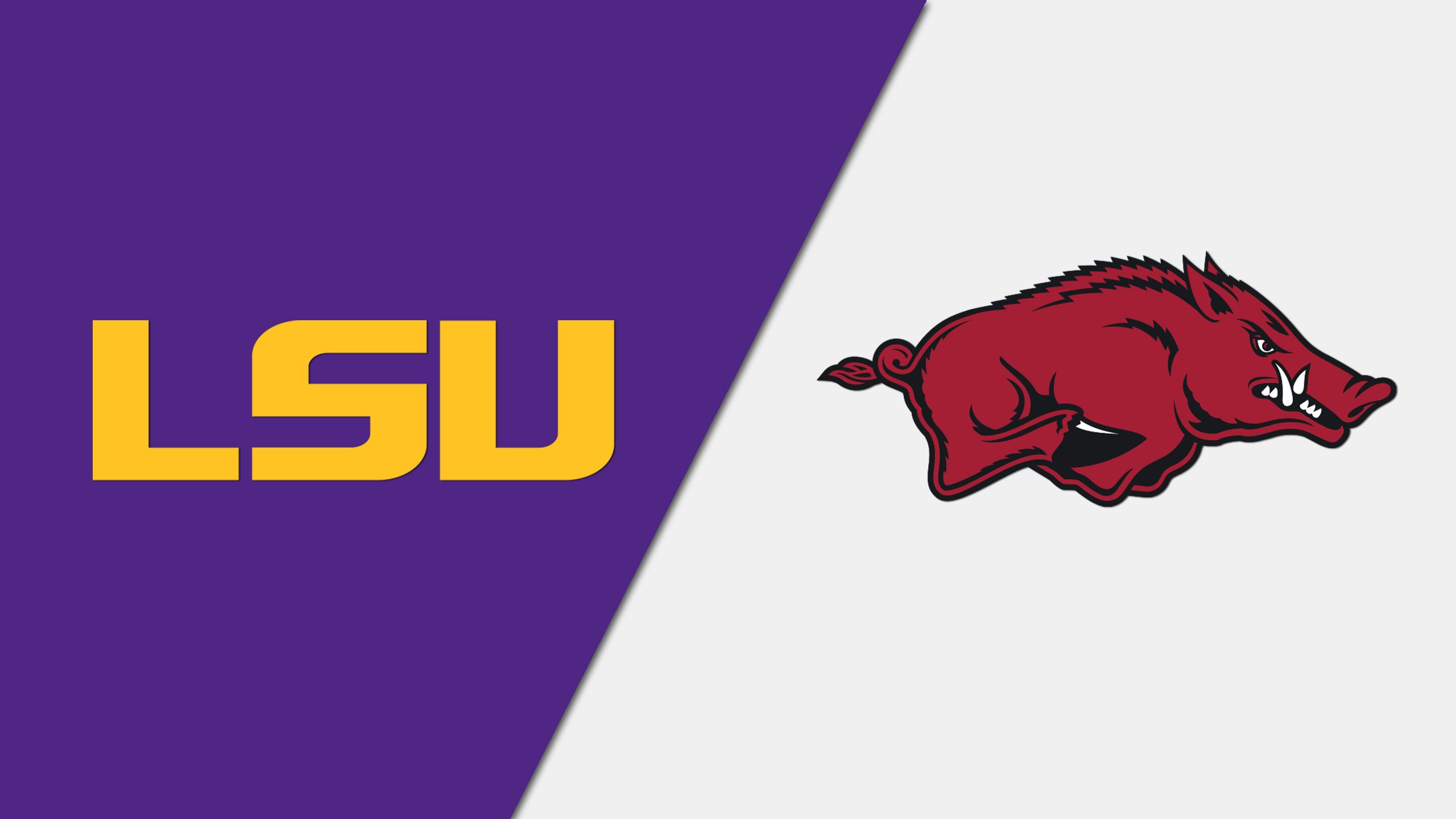 LSU vs. #7 Arkansas (Semifinal #2) (SEC Softball Tournament) (re-air)