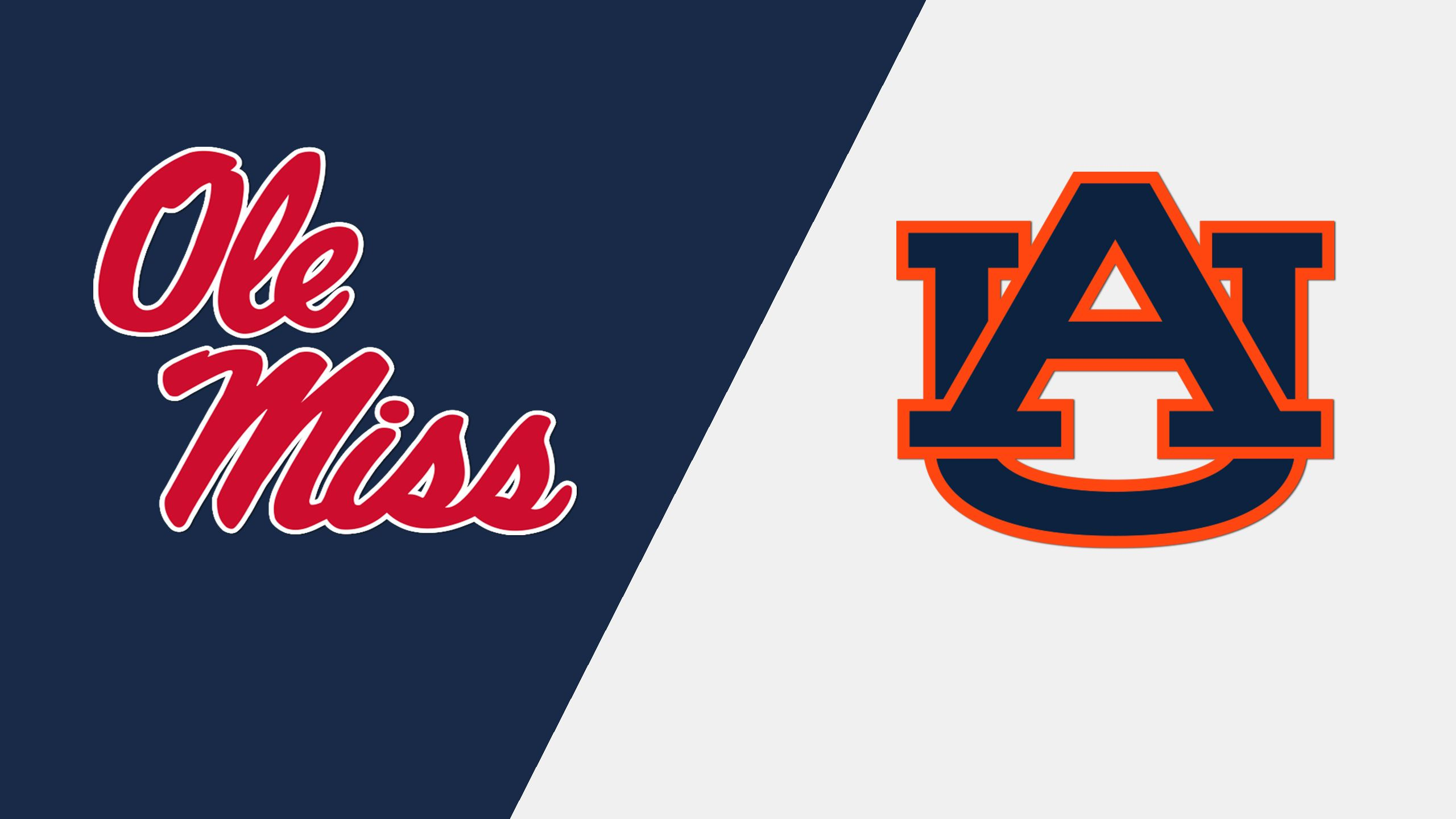 Ole Miss vs. Auburn (Fourth Round) (re-air)