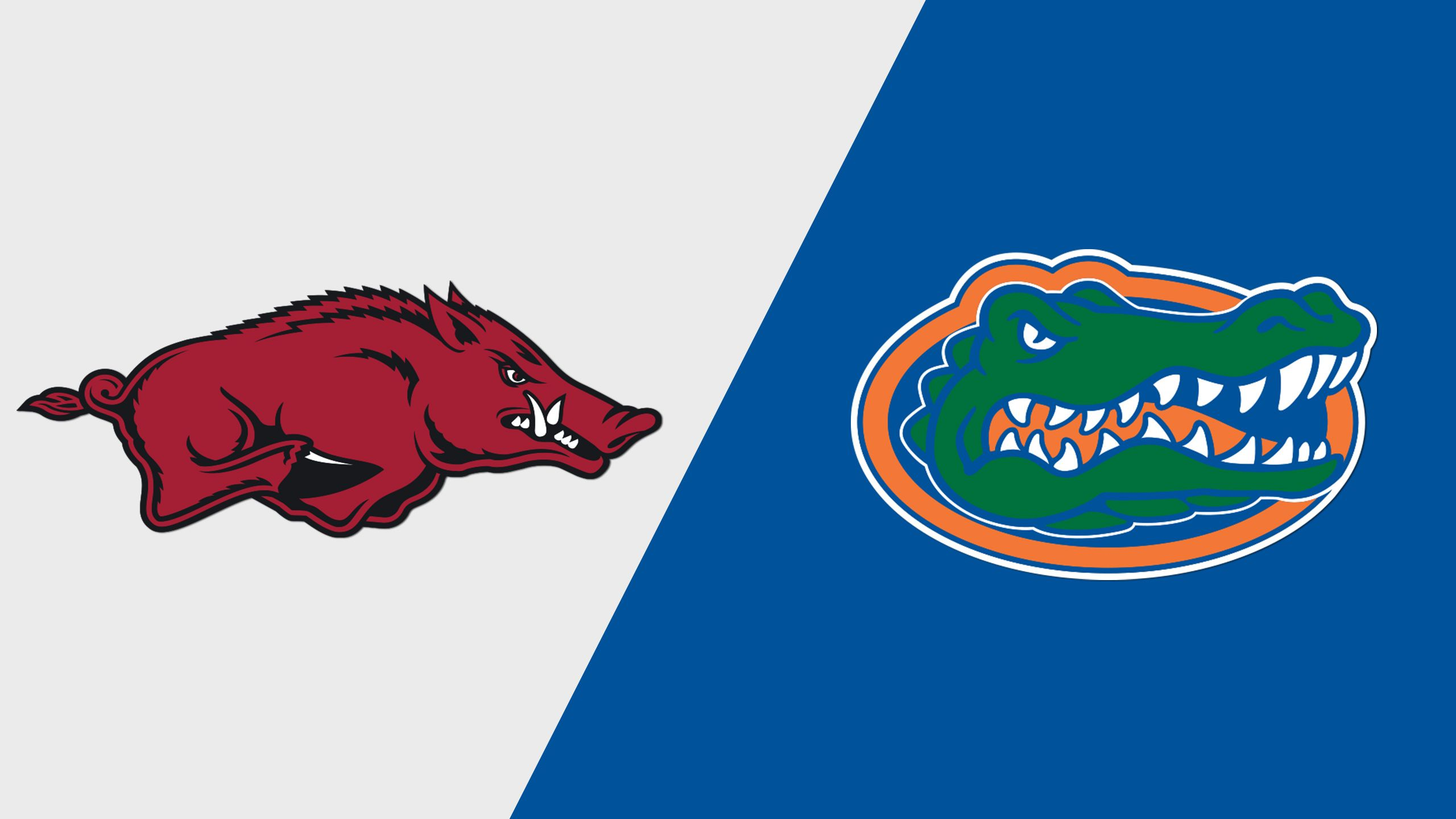 #7 Arkansas vs. #3 Florida (Third Round) (SEC Baseball Tournament) (re-air)